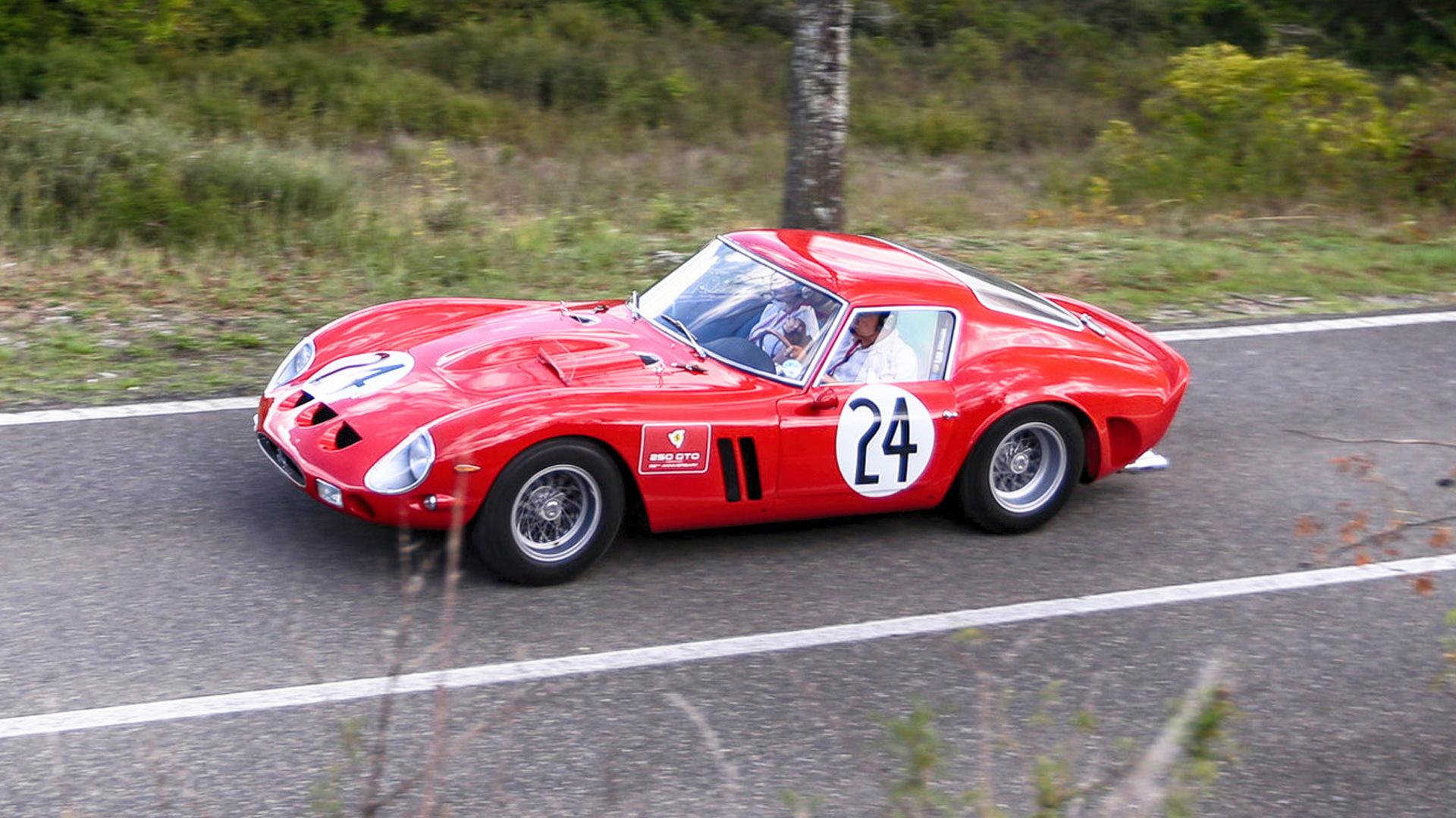 Ferrari could start building more 250 GTOs