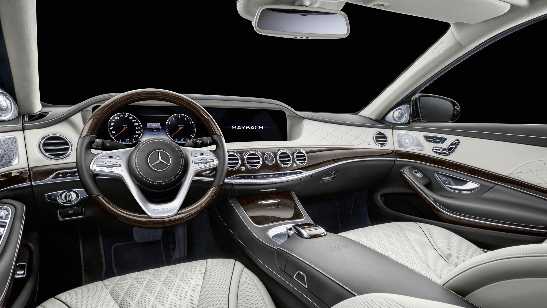 2019 Mercedes-Maybach S-Class Pullman