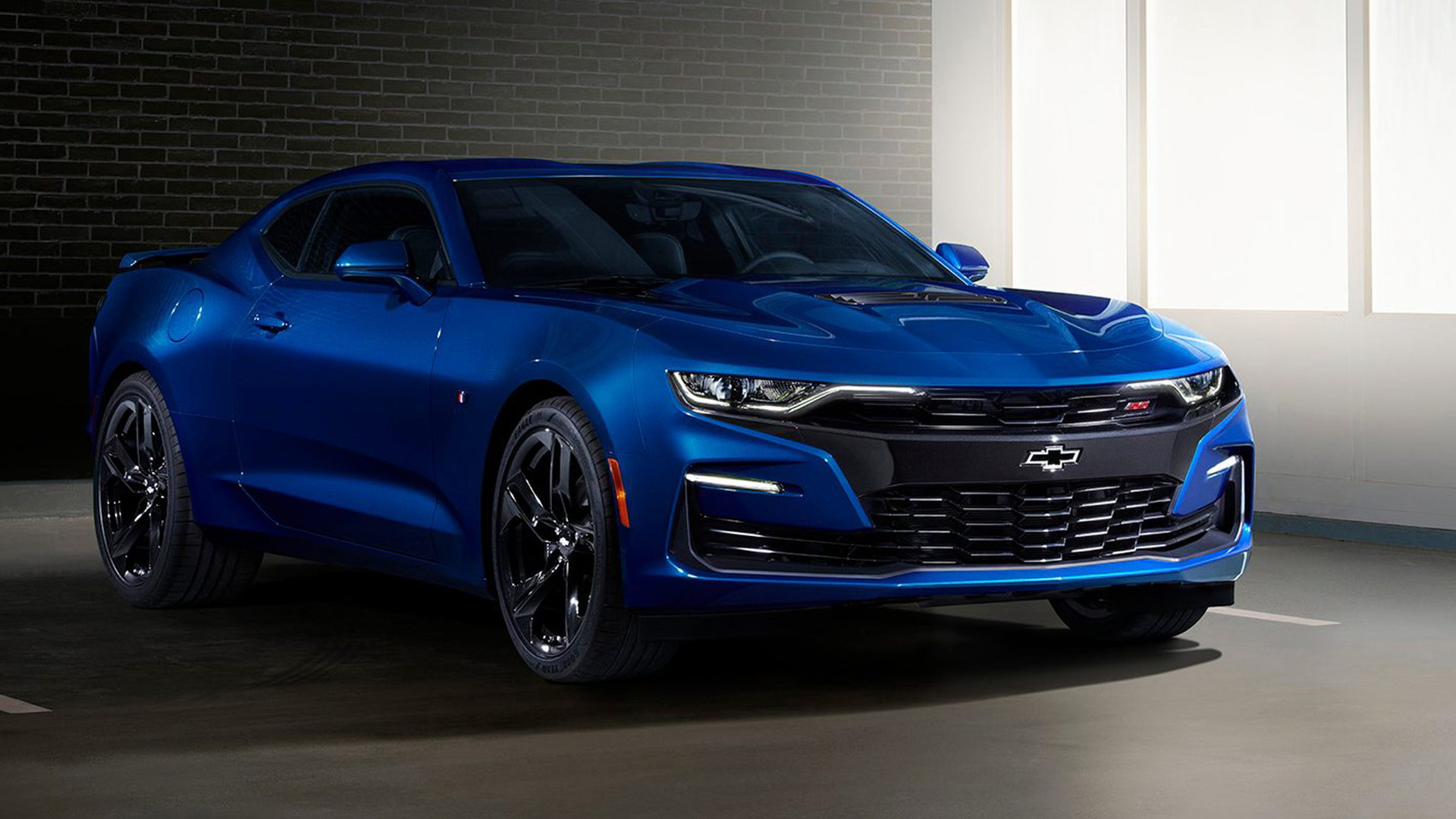 Chevrolet Testing Waters For Two Camaro Hybrids Including V 8