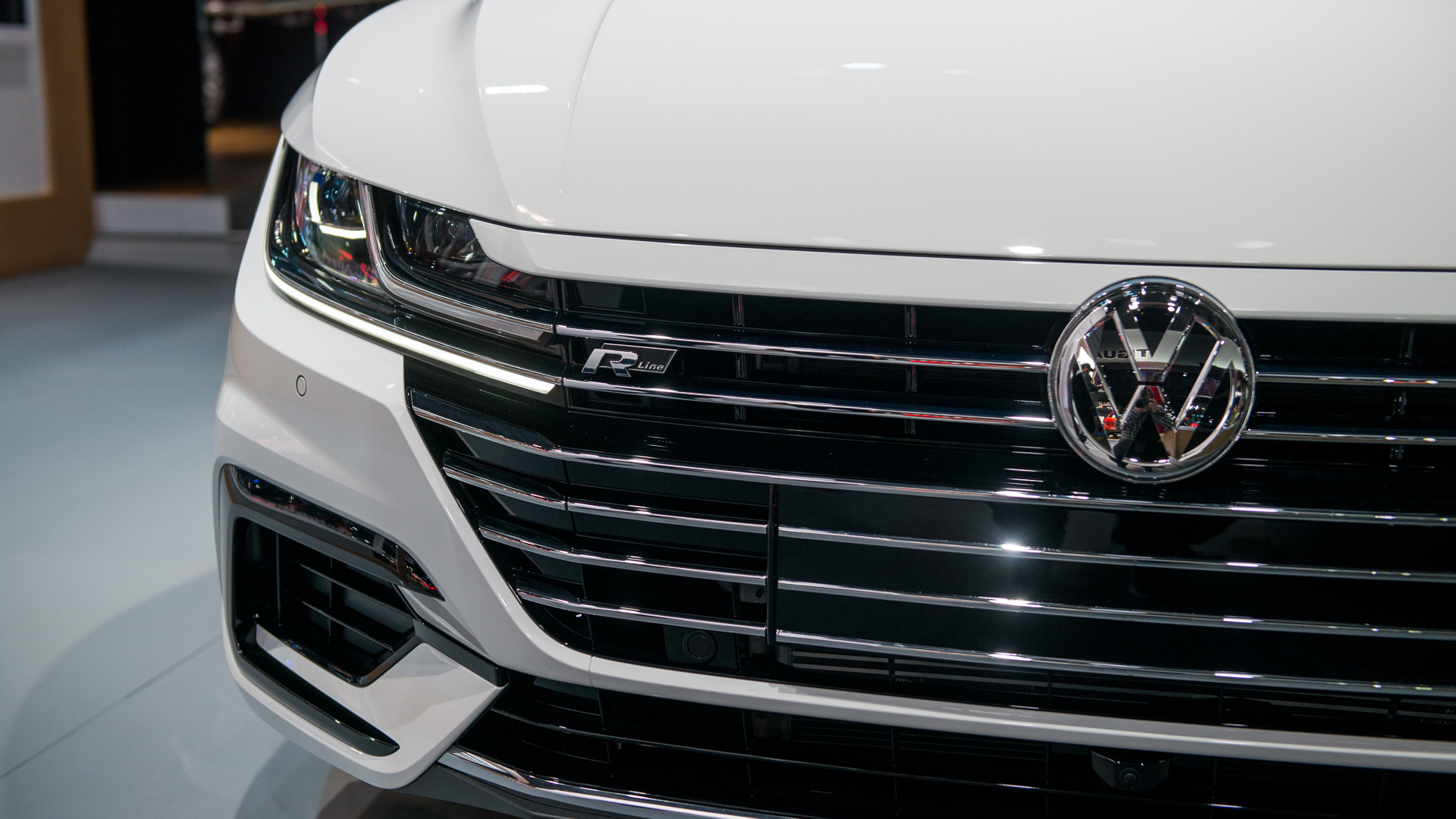 2019 Volkswaen Arteon R-Line, 2018 New York auto show