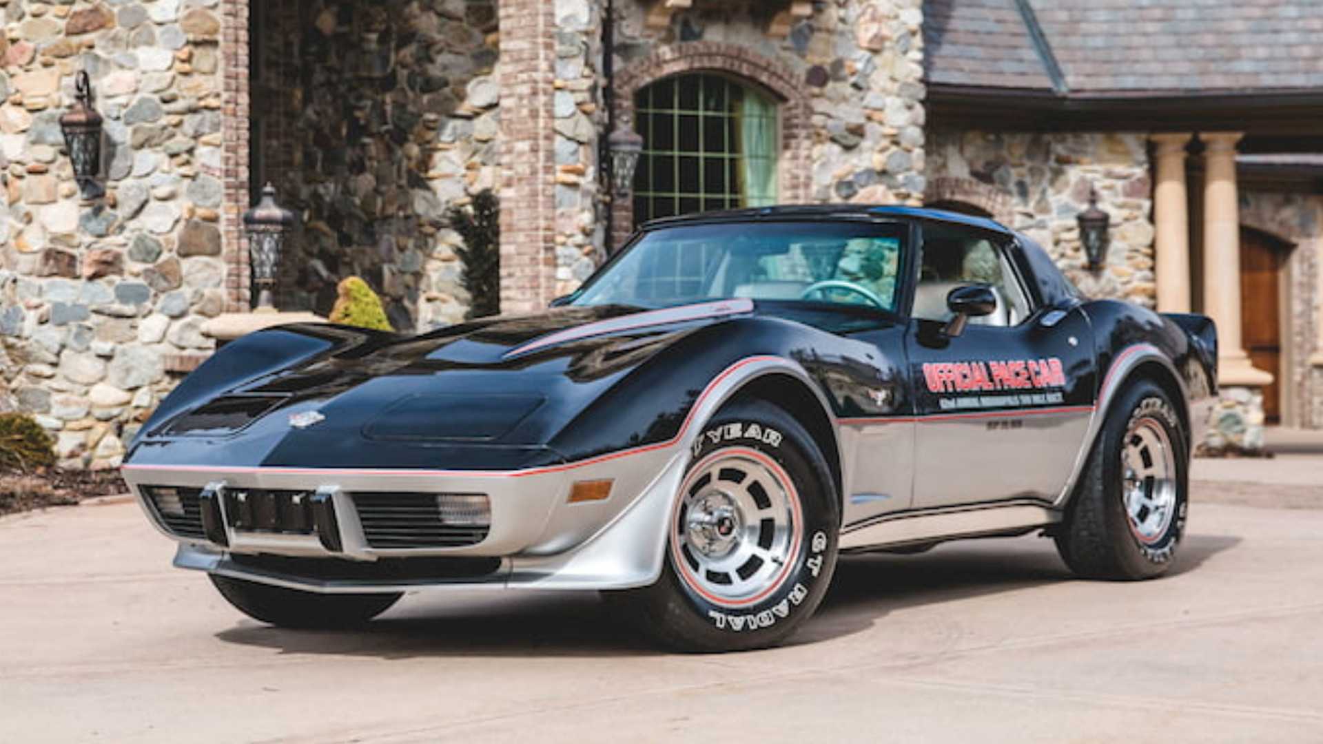 Chevrolet Corvette Indy 500 Pace Car collection