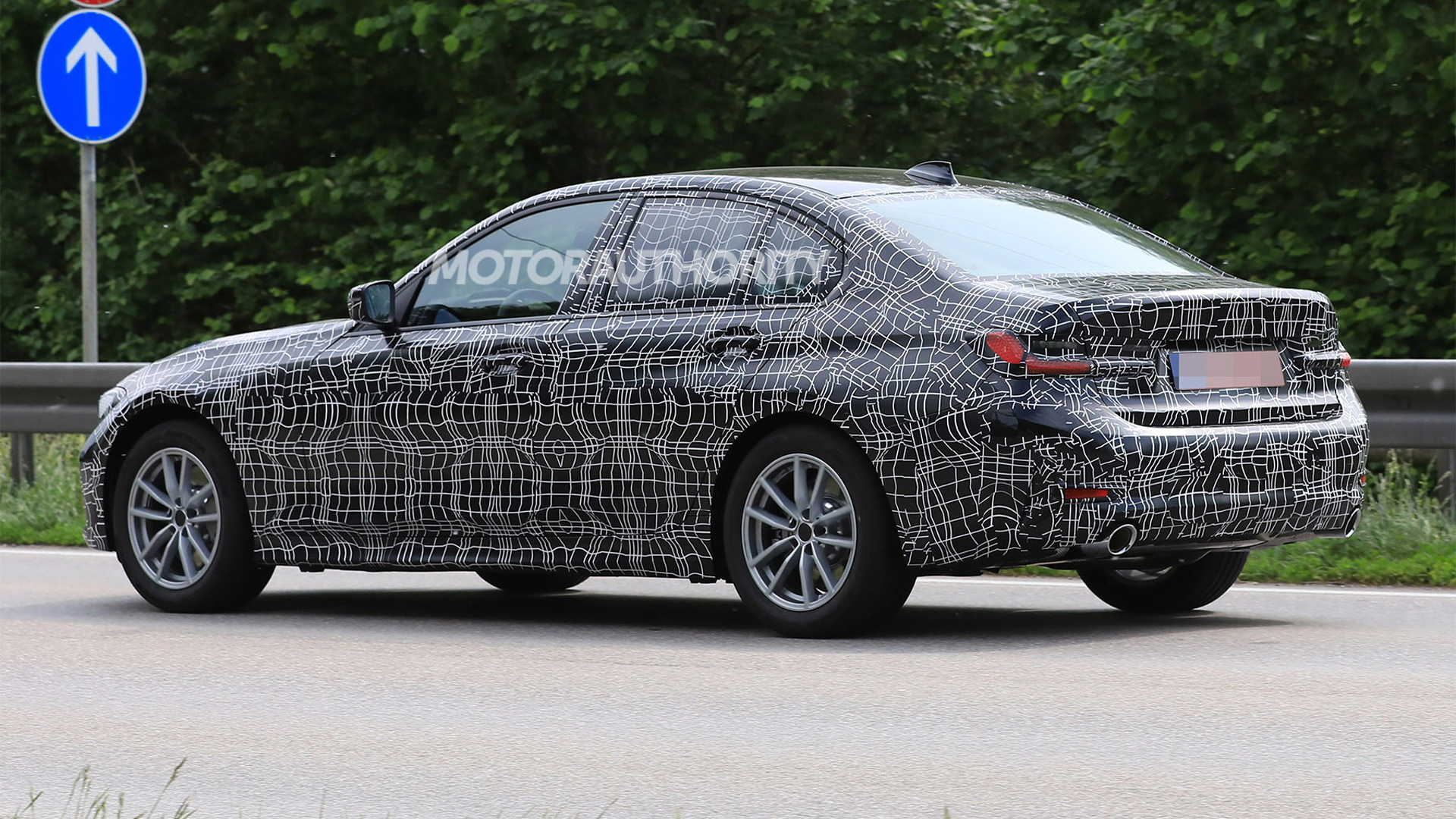 2020 Spy Shots BMW 3 Series Spesification