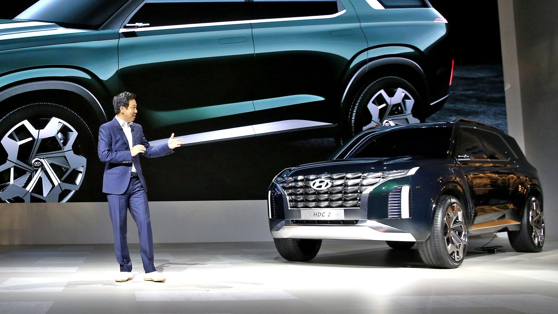 Hyundai Grandmaster concept