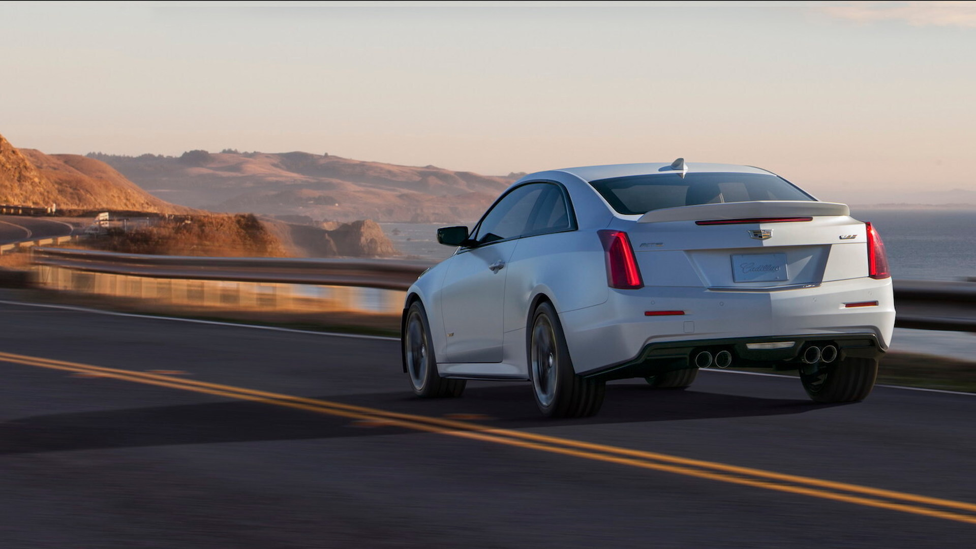 2019 Cadillac ATS-V Coupe pricier but better equipped