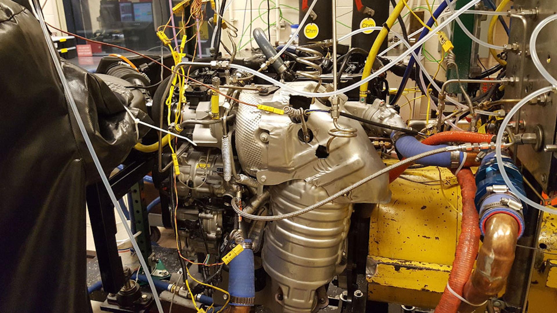 FCA creates new aluminum alloy for turbo engines