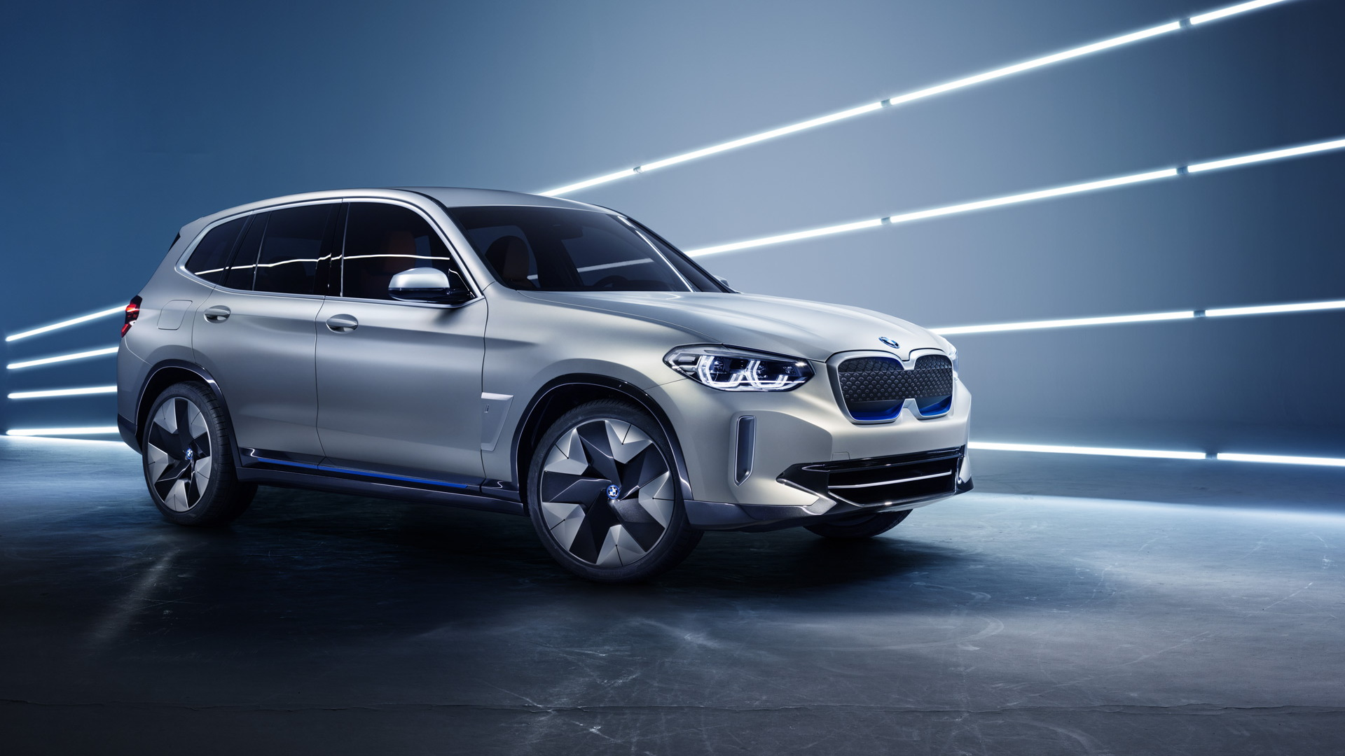 BMW's All-Electric iX3 SUV Will Graduate From Concept to Production Next Year