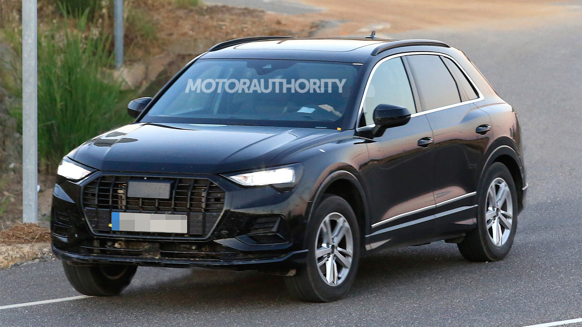 2020 Audi SQ3 Performance Crossover >> 2020 Audi Q3 Spy Shots