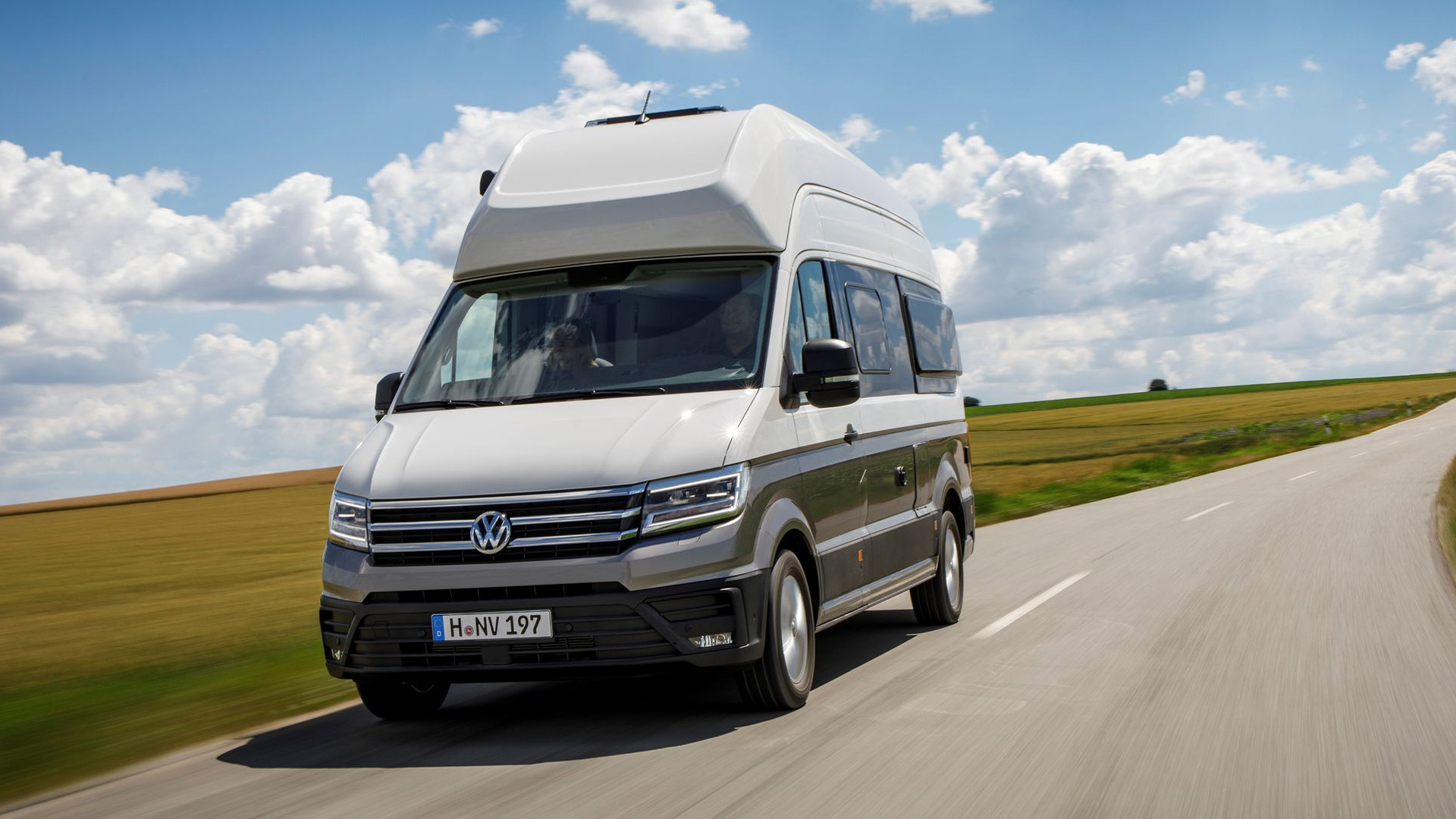 2019 Volkswagen Grand California