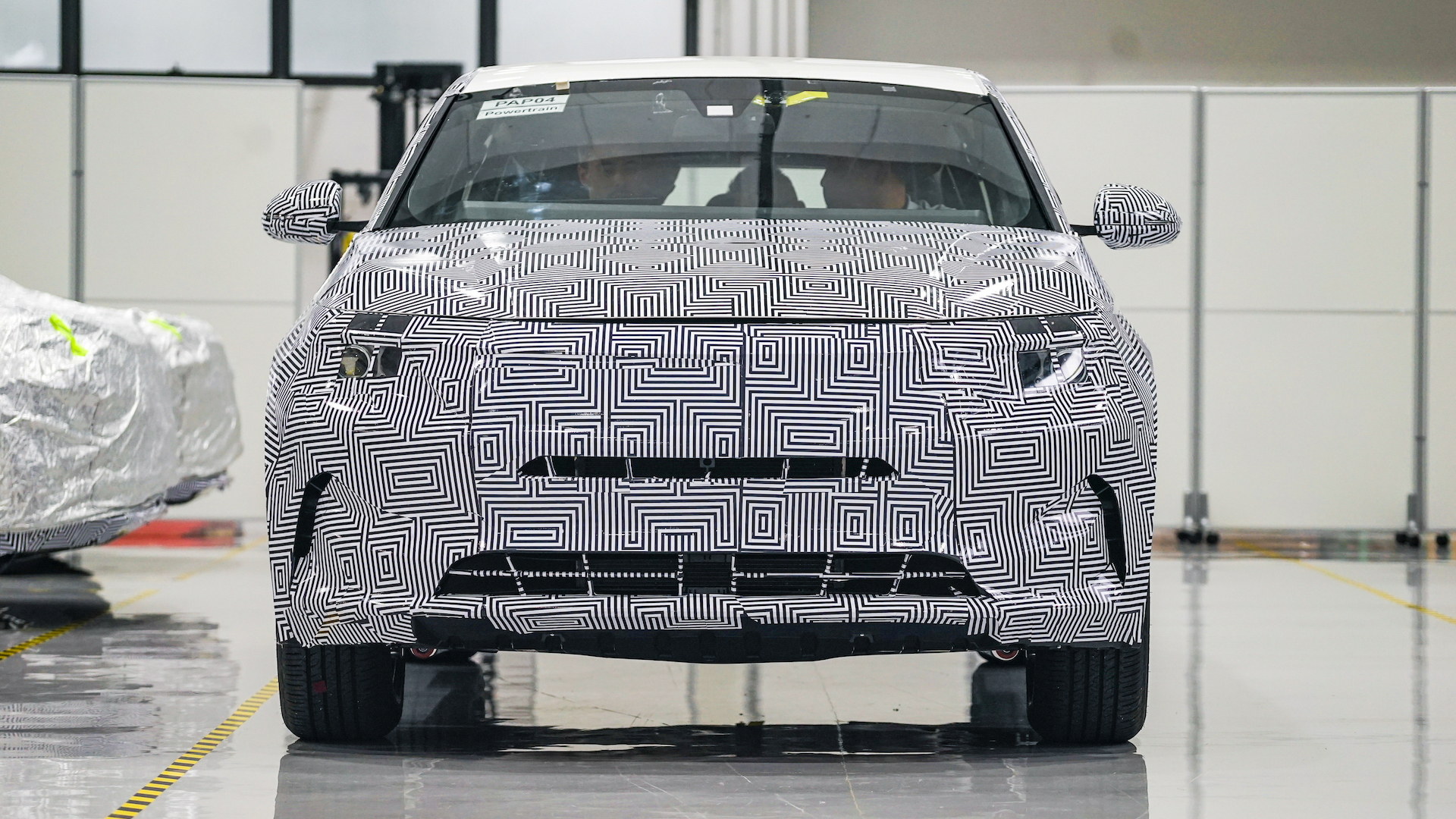 Byton M-Byte electric SUV prototype