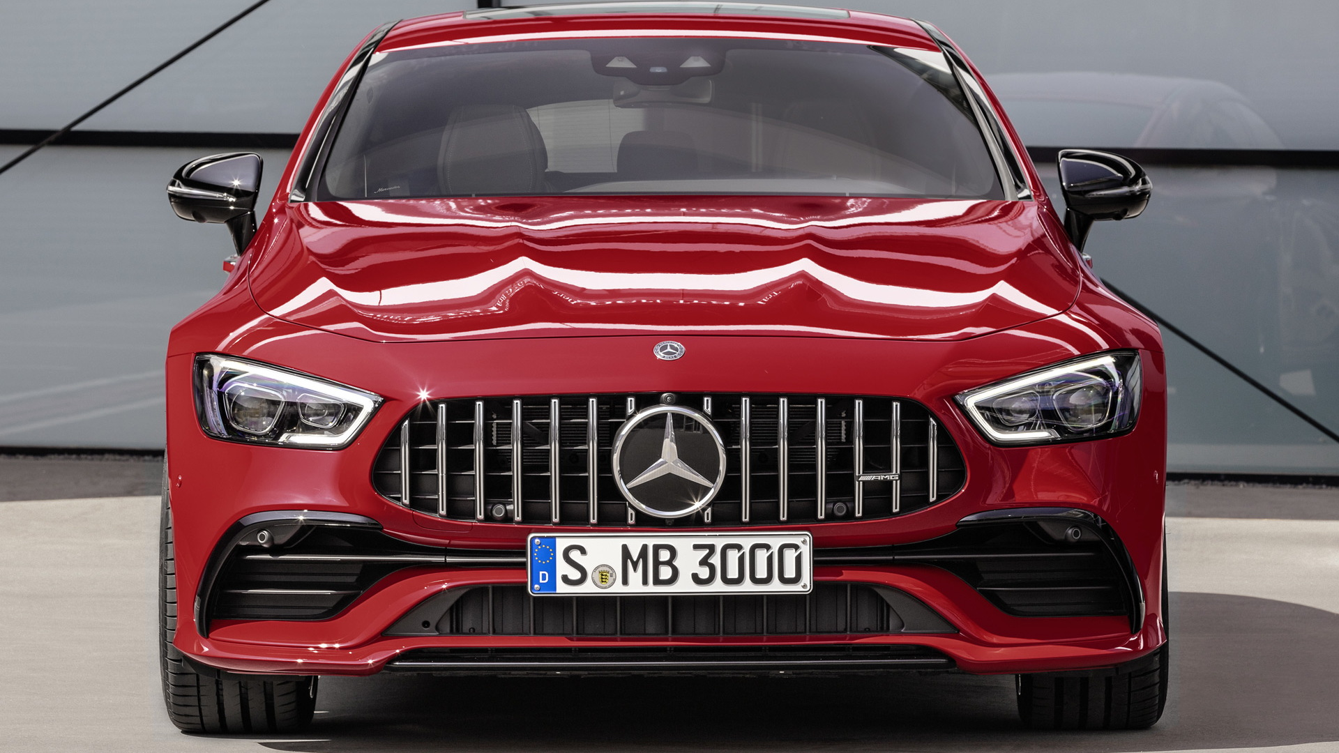 2019 Mercedes-AMG GT 43 4-Door Coupe