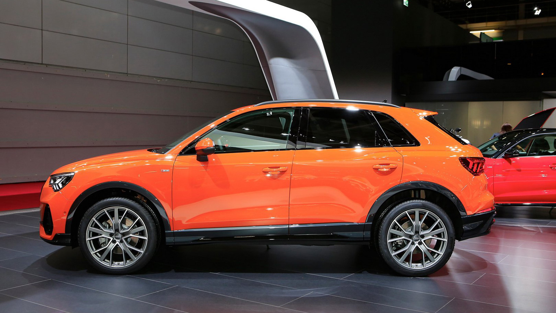Tt Auto Sales >> 2019 Audi Q3 bows with sporty look, high-tech cabin