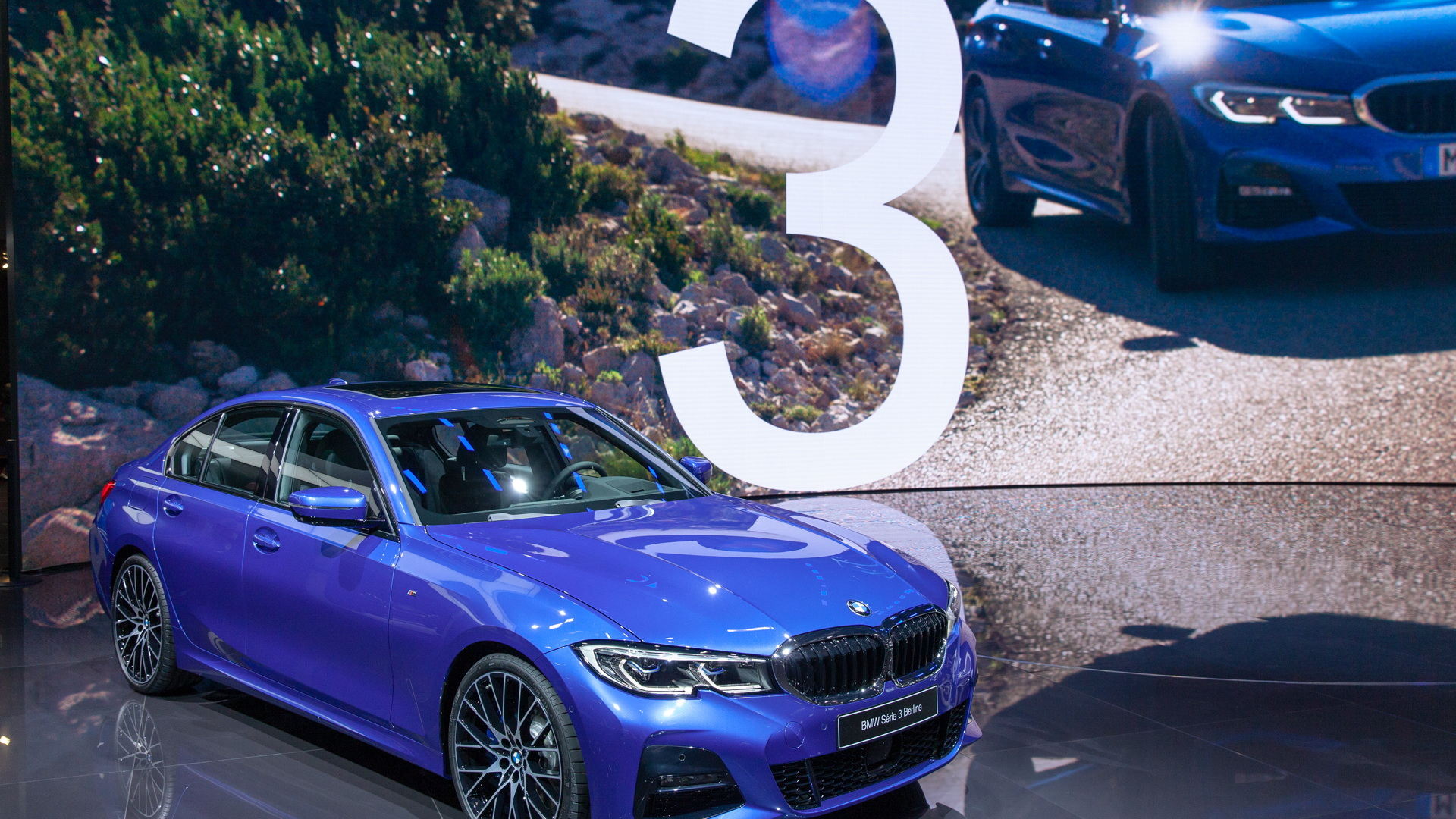 2019 BMW 3-Series Revealed In Paris With Updated Tech