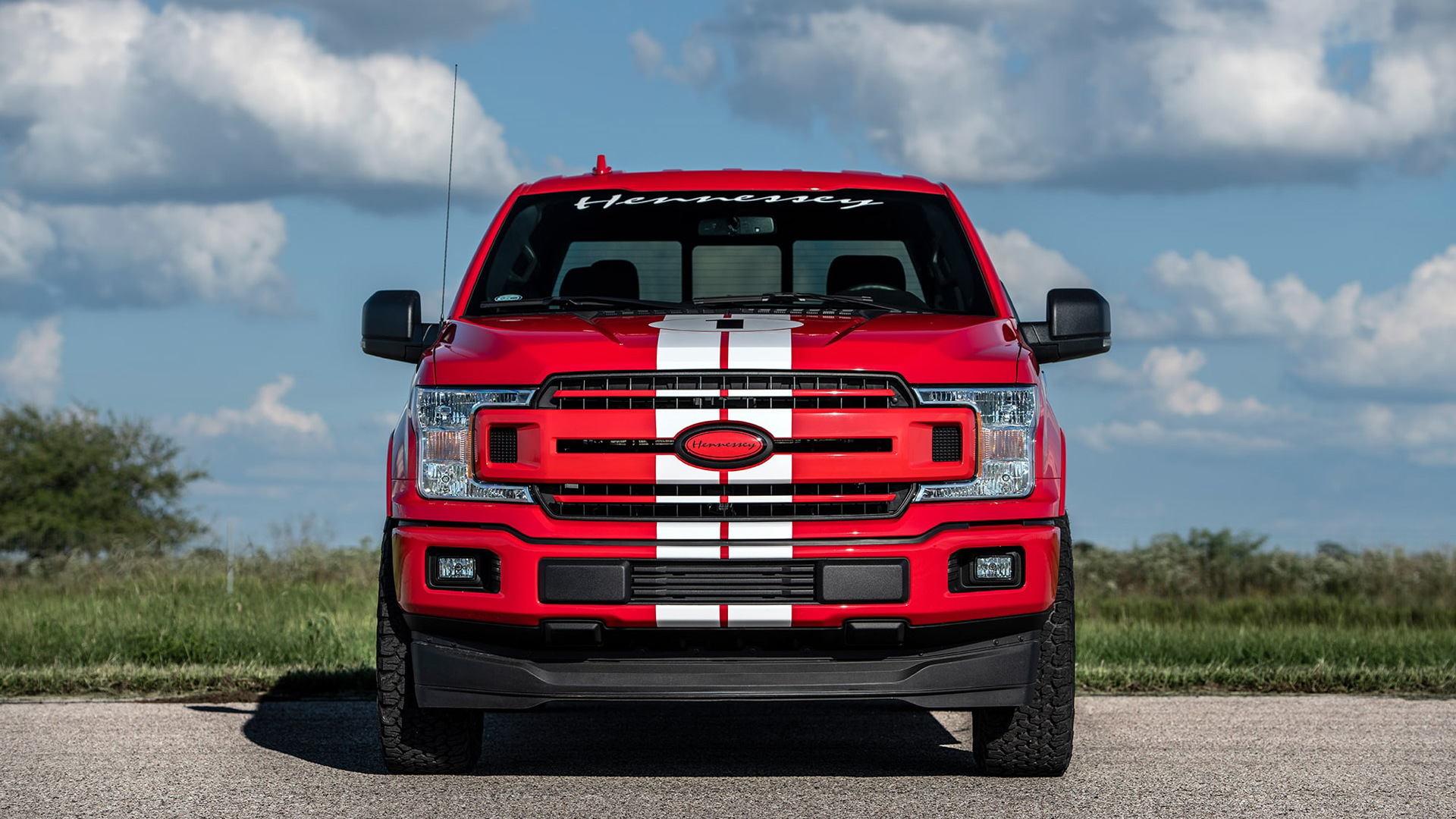 2019 Hennessey Heritage Edition Ford F-150