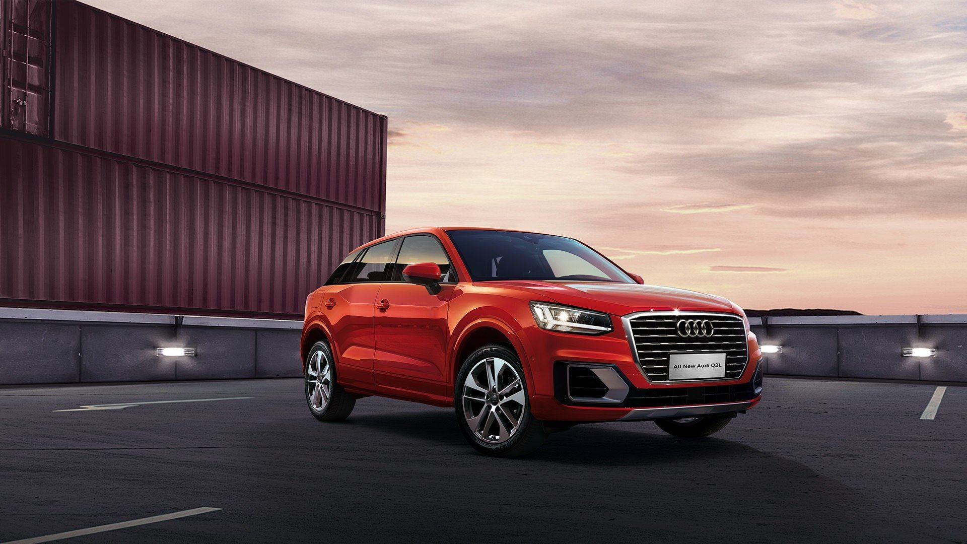 2018 Audi Q2 L