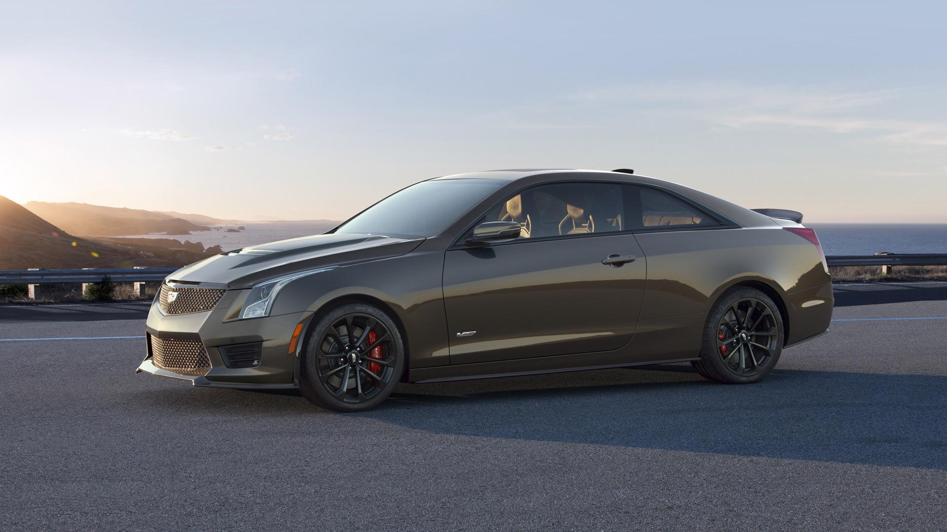 2020 Cadillac Ats V Coupe Review