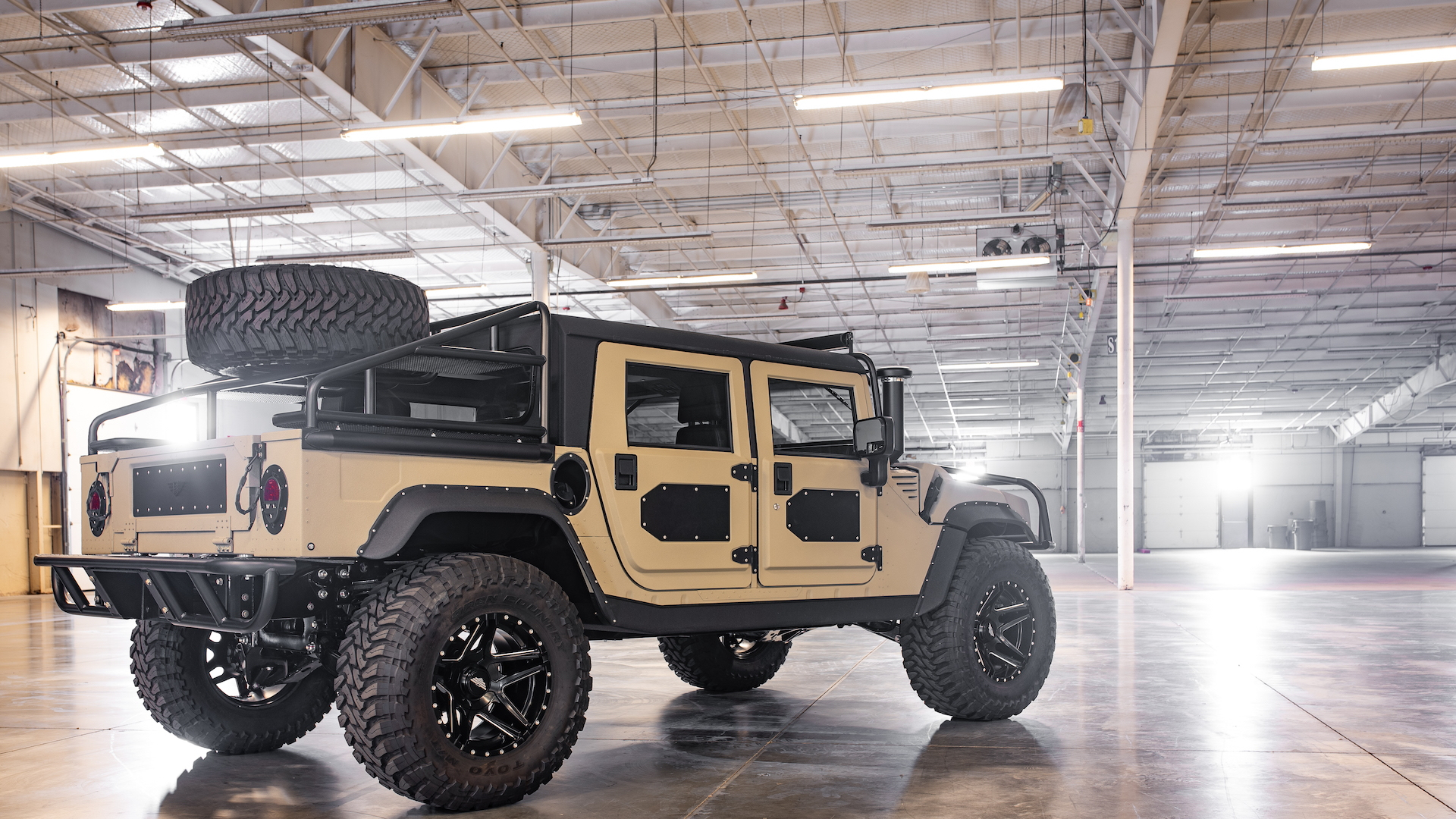 Mil-Spec Hummer Launch Edition #004