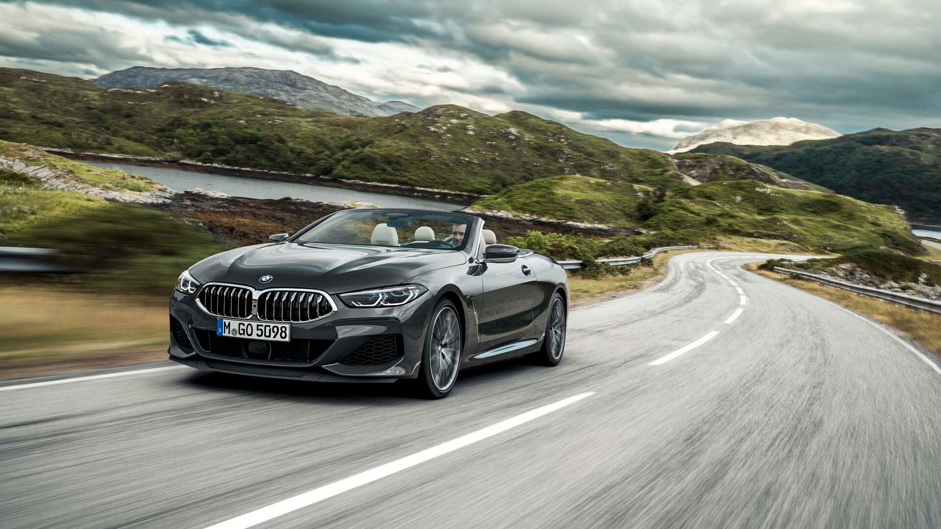 2019 BMW 8-Series Convertible (M850i xDrive Convertible)