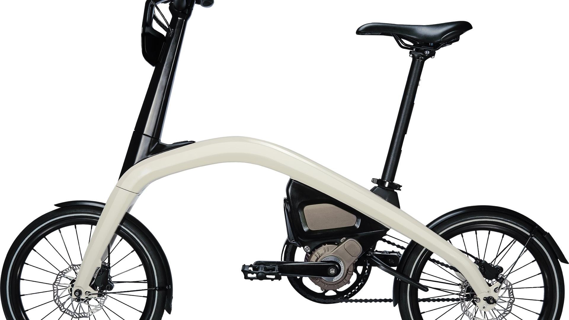 GM compact e-bike
