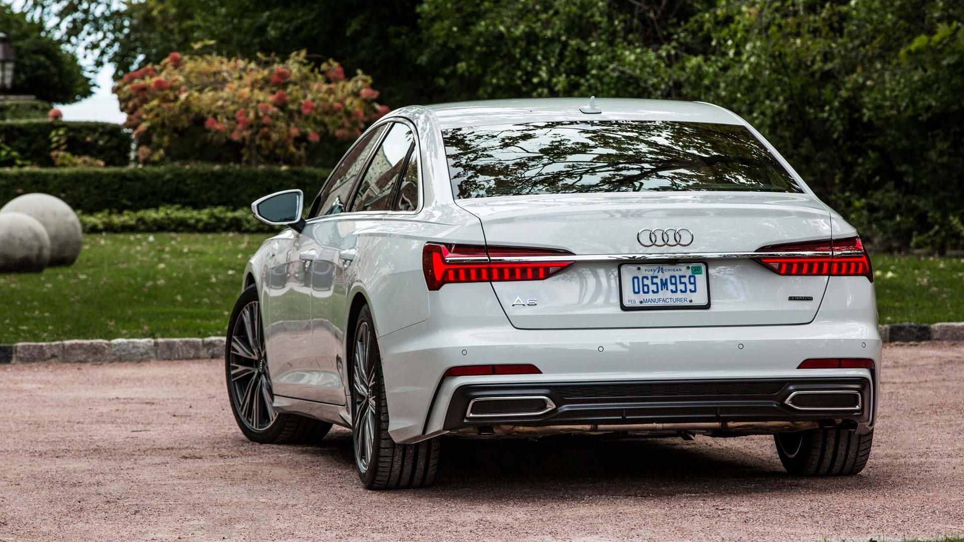 2019 Audi A6 Preview