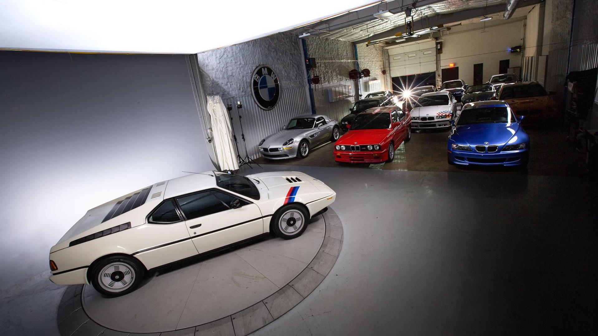 BMW legends collection up for sale