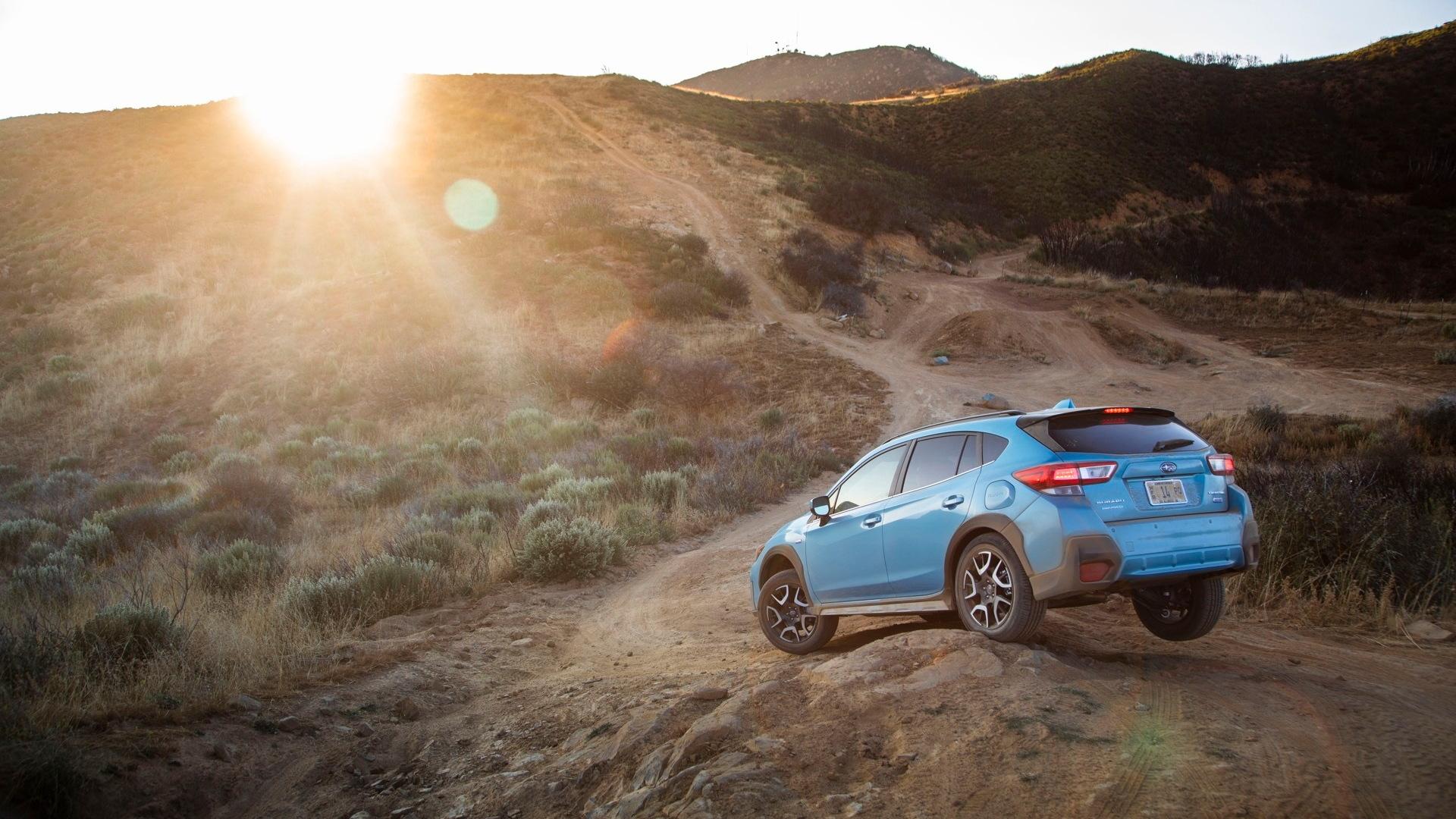 2019 Subaru Crosstrek Hybrid: First drive of 17-mile, 35-mpg plug-in