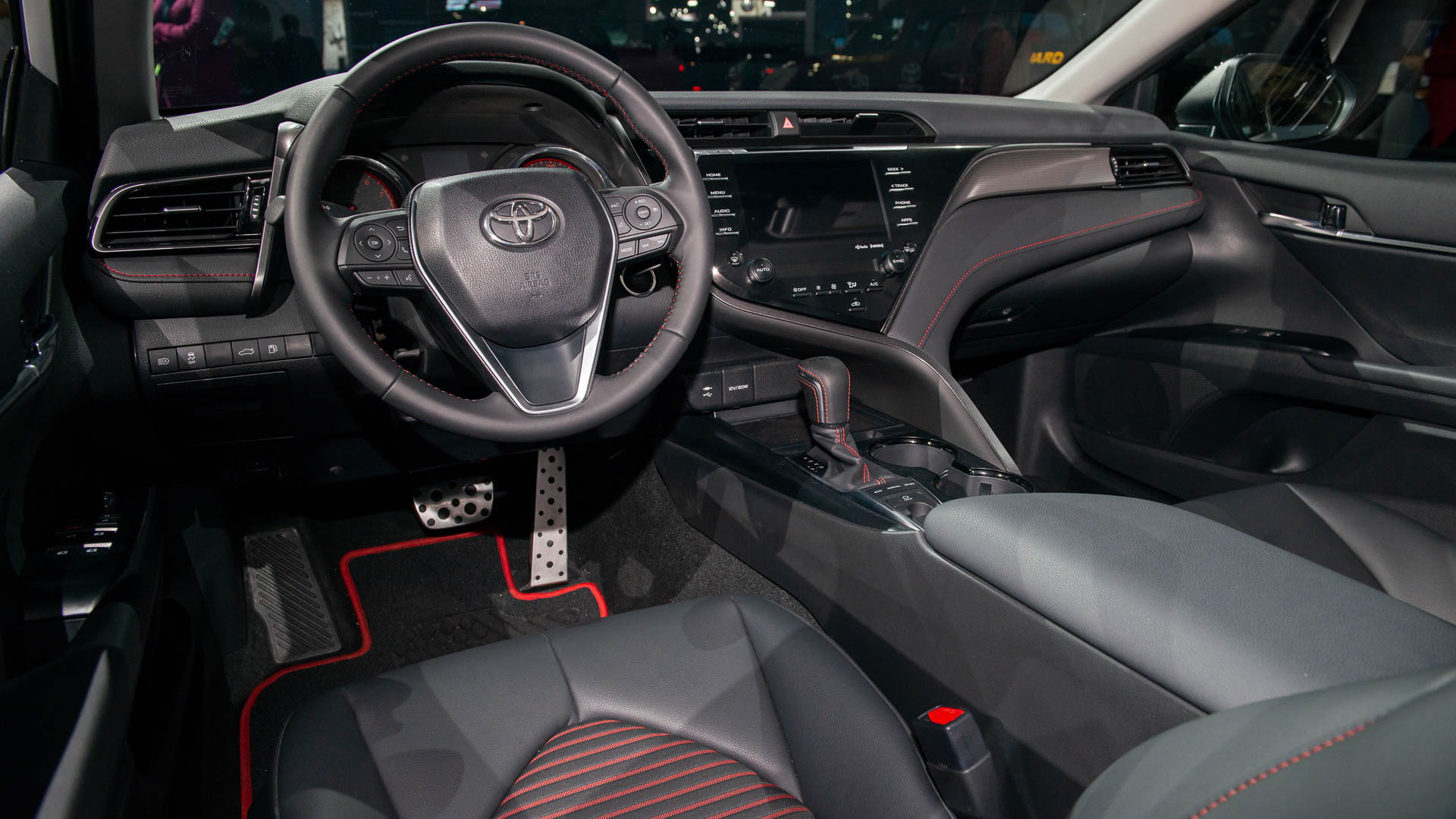 2020 Toyota Camry TRD priced from $31,995