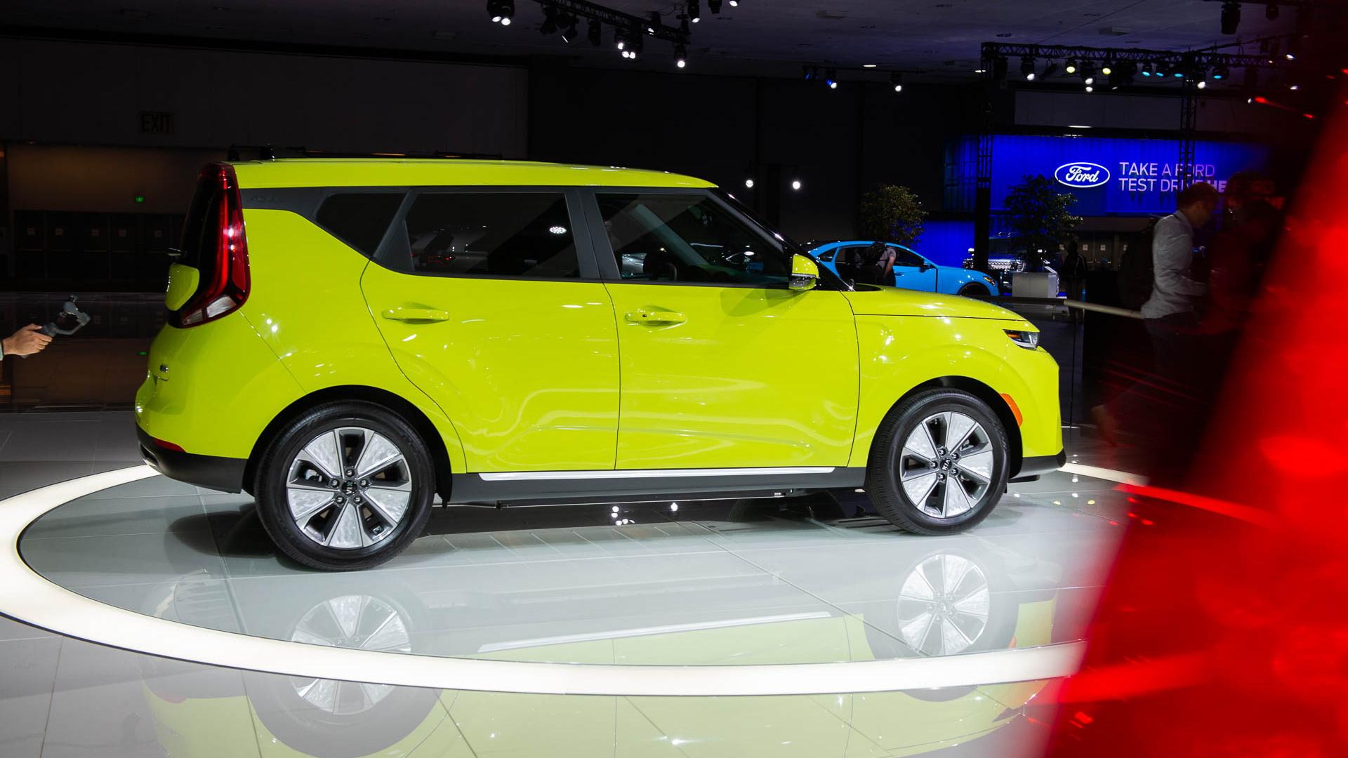 2021 Kia Soul EV