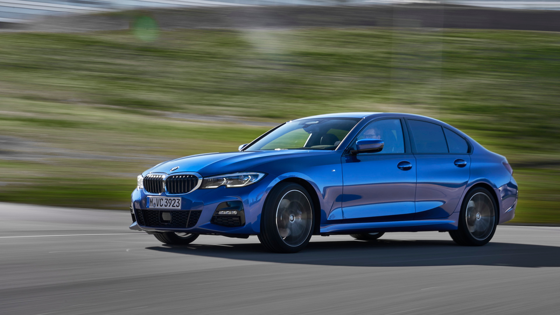 2019 BMW 3-Series (330i M Sport)