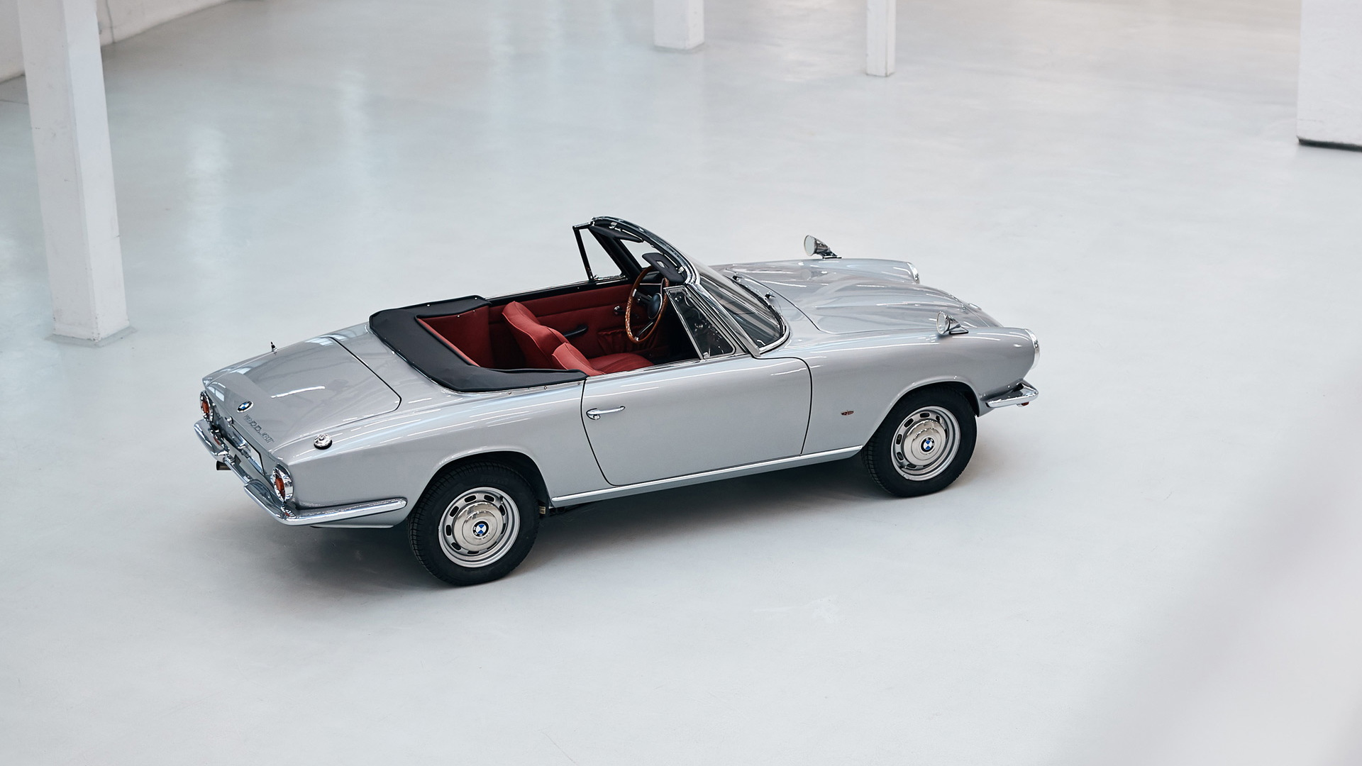 1967 BMW 1600 GT Convertible prototype