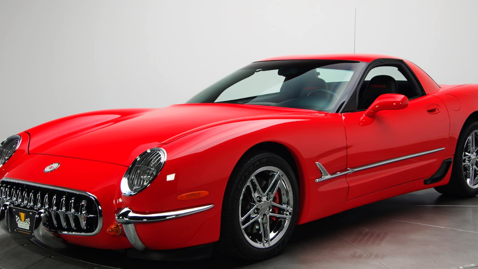 2001 Chevrolet Corvette retro rebody by AAT