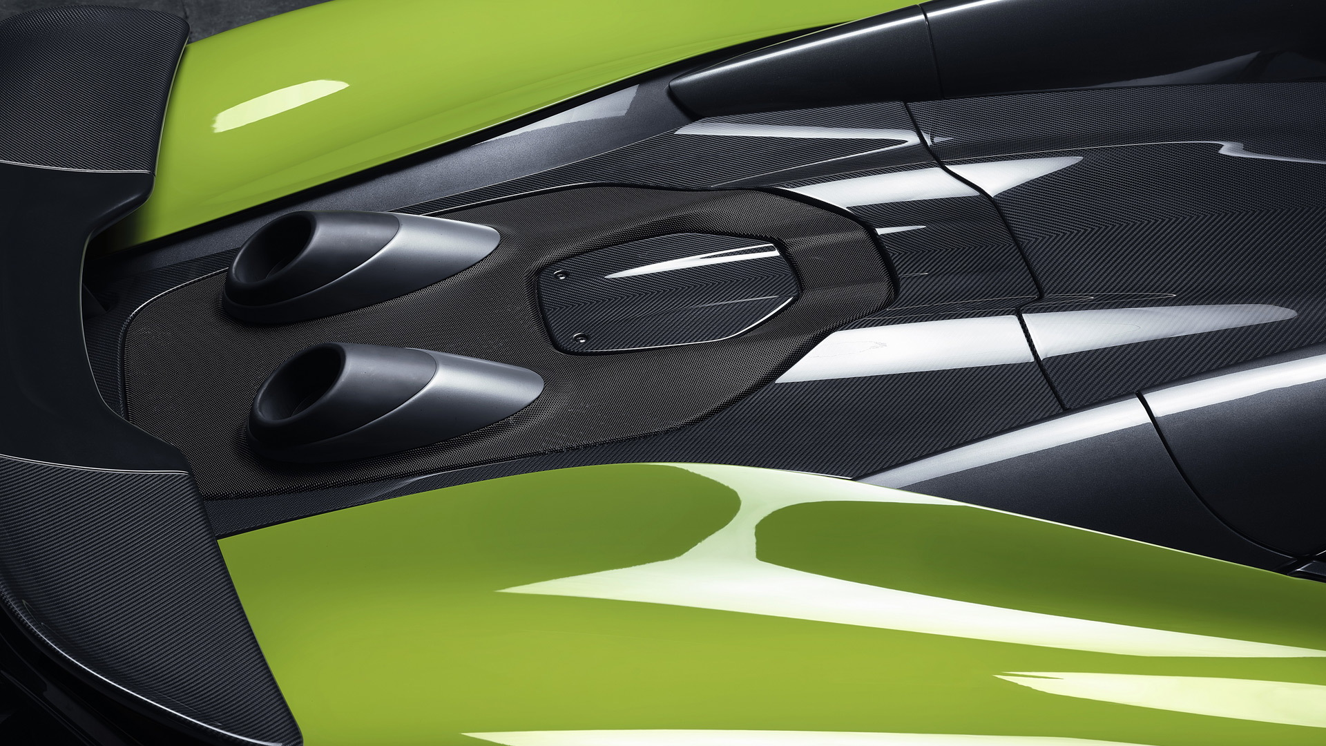 Teaser most likely shows McLaren 600LT Spider