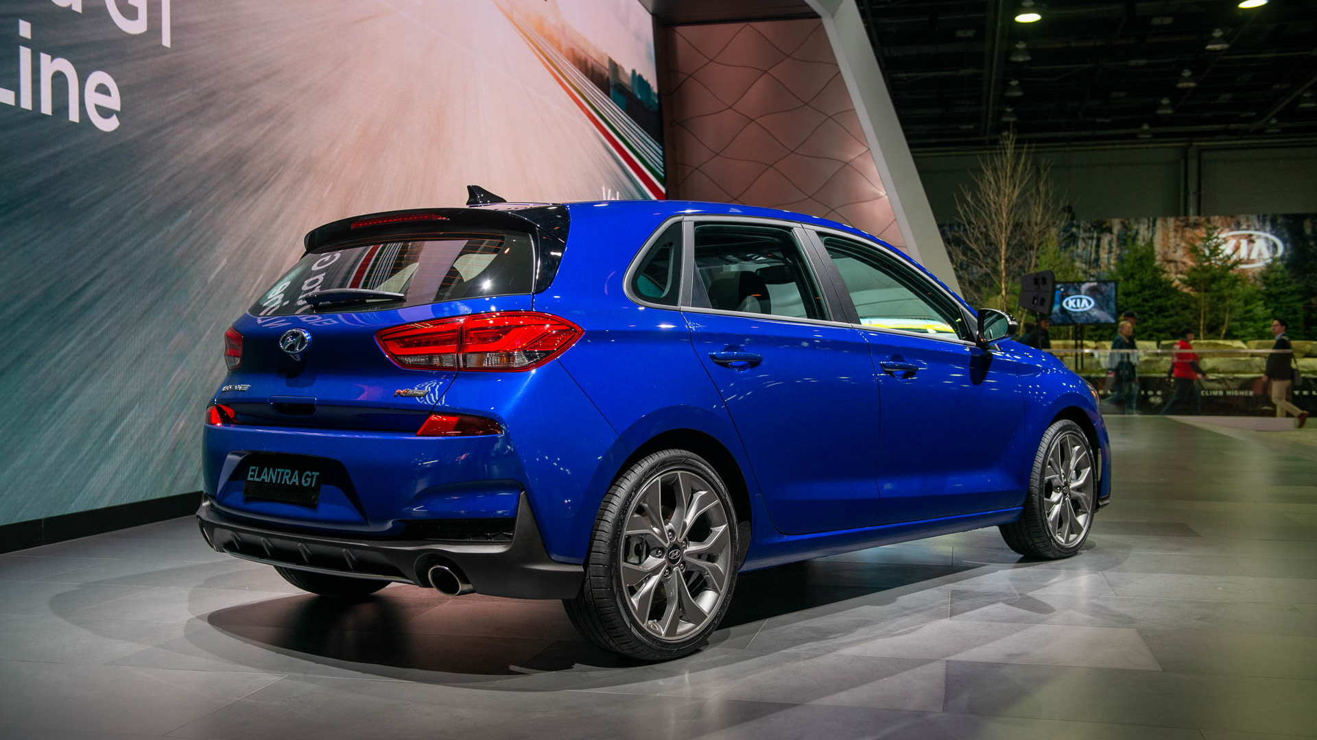 2019 Hyundai Elantra GT N Line hatchback is here because ...