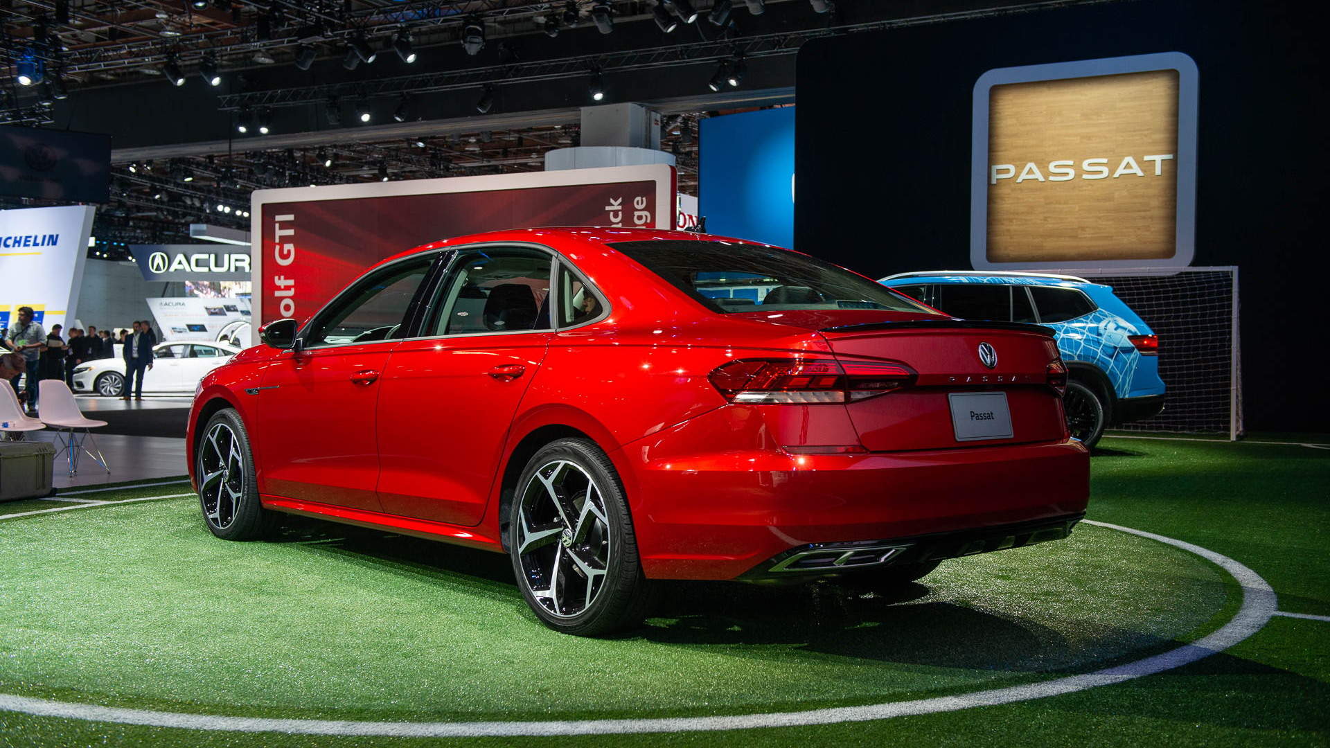2020 Volkswagen Passat More Of The Same For American Made Mid Sizer