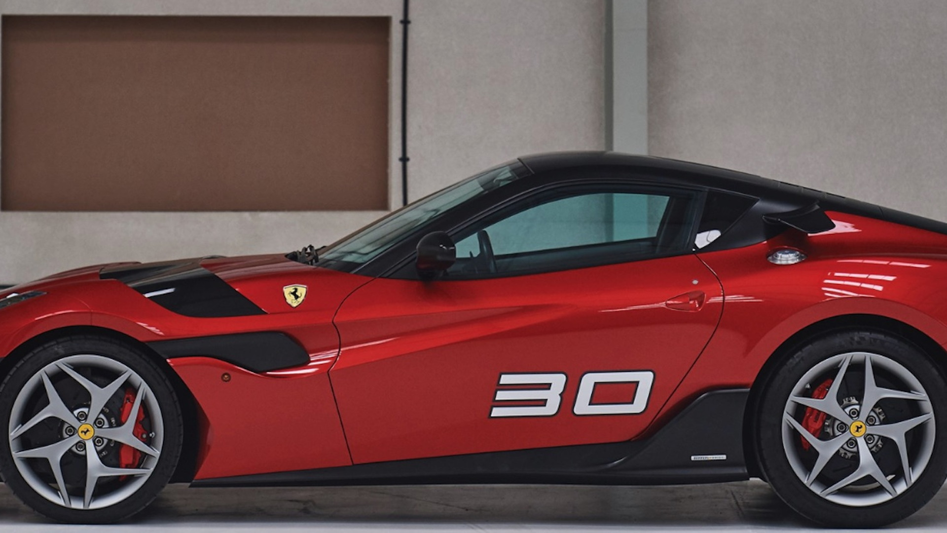 2011 Ferrari SP30 heading to auction, via RM Sothby's