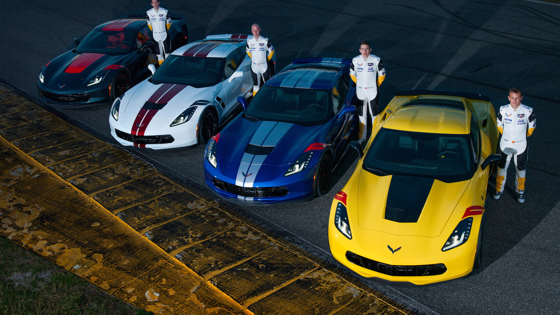 2019 Chevrolet Corvette Drivers Series special editions