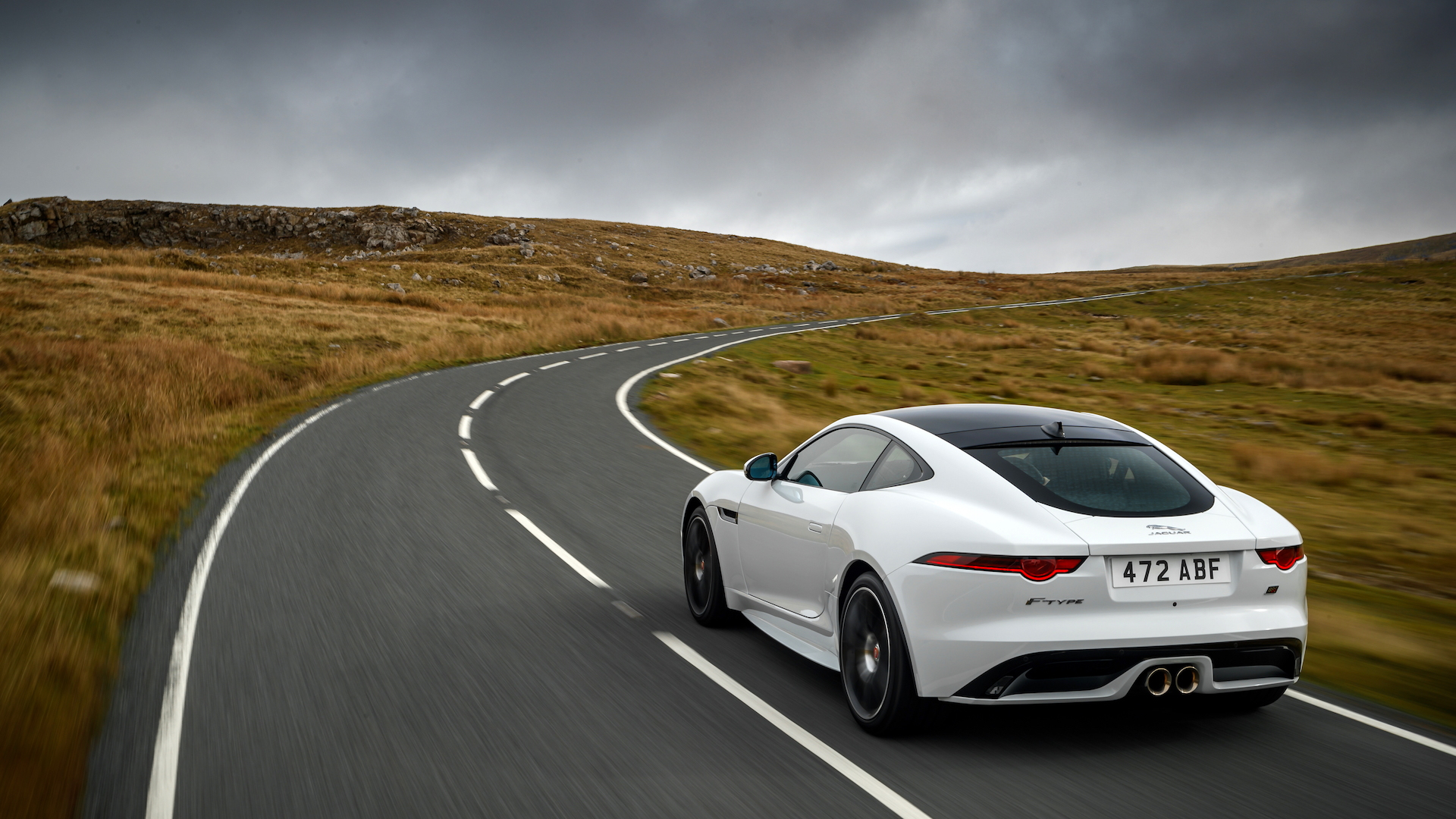 2020 Jaguar F-Type Checkered Flag Edition