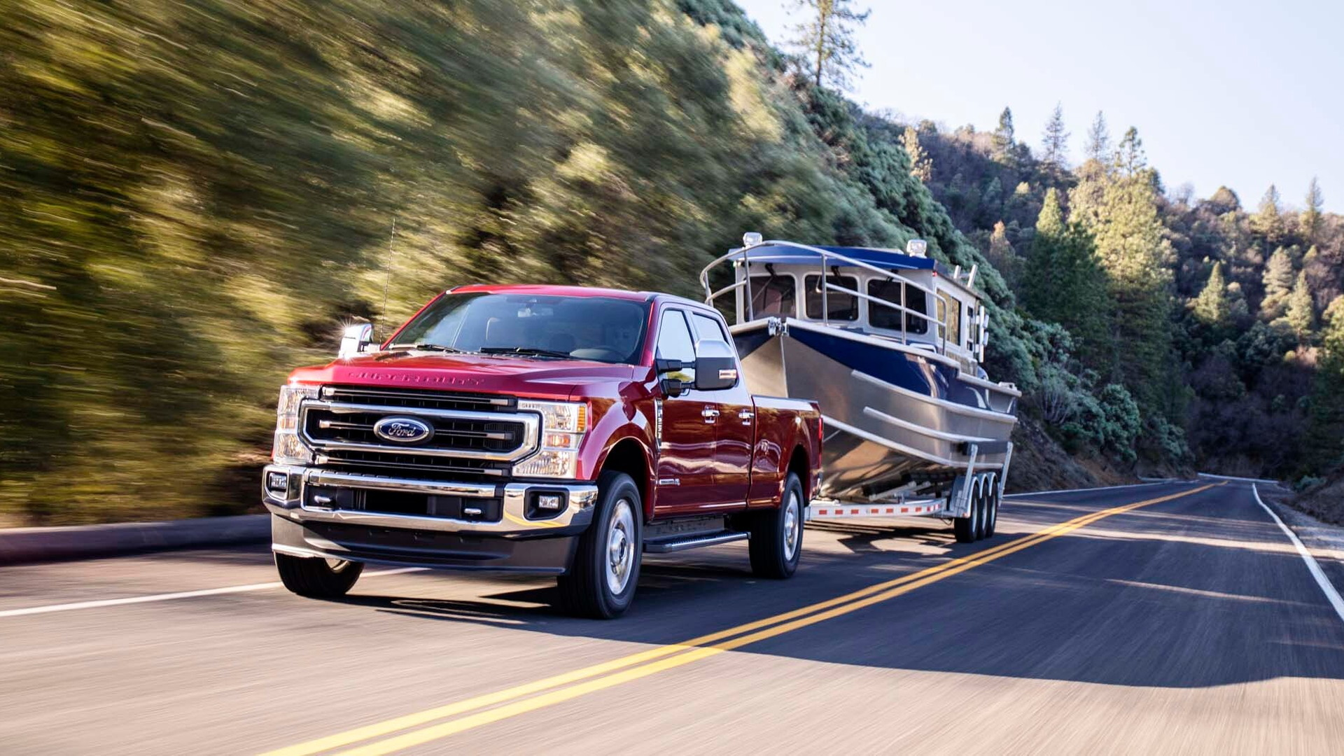 The 2020 Ford Super Duty Promises Best-In-Class Towing, Payload Capacity