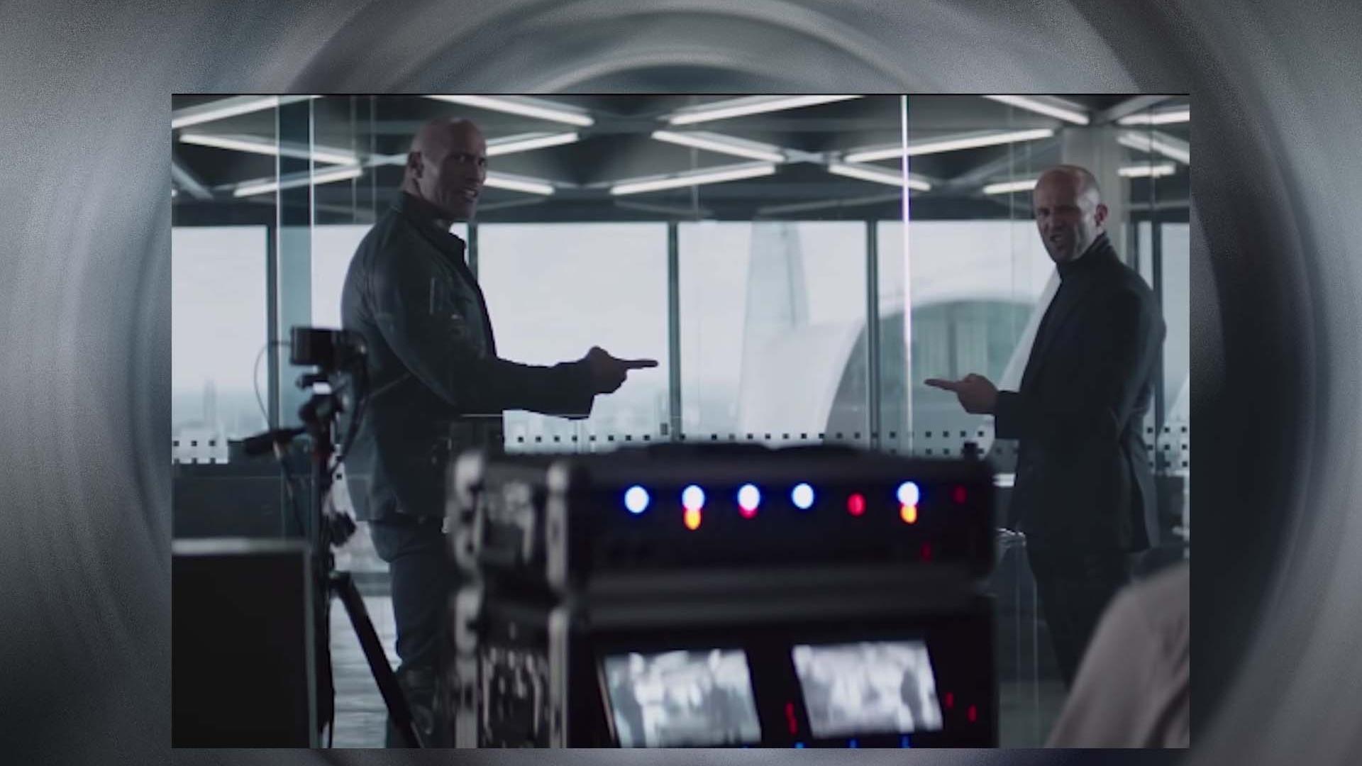'Hobbs & Shaw' trailer