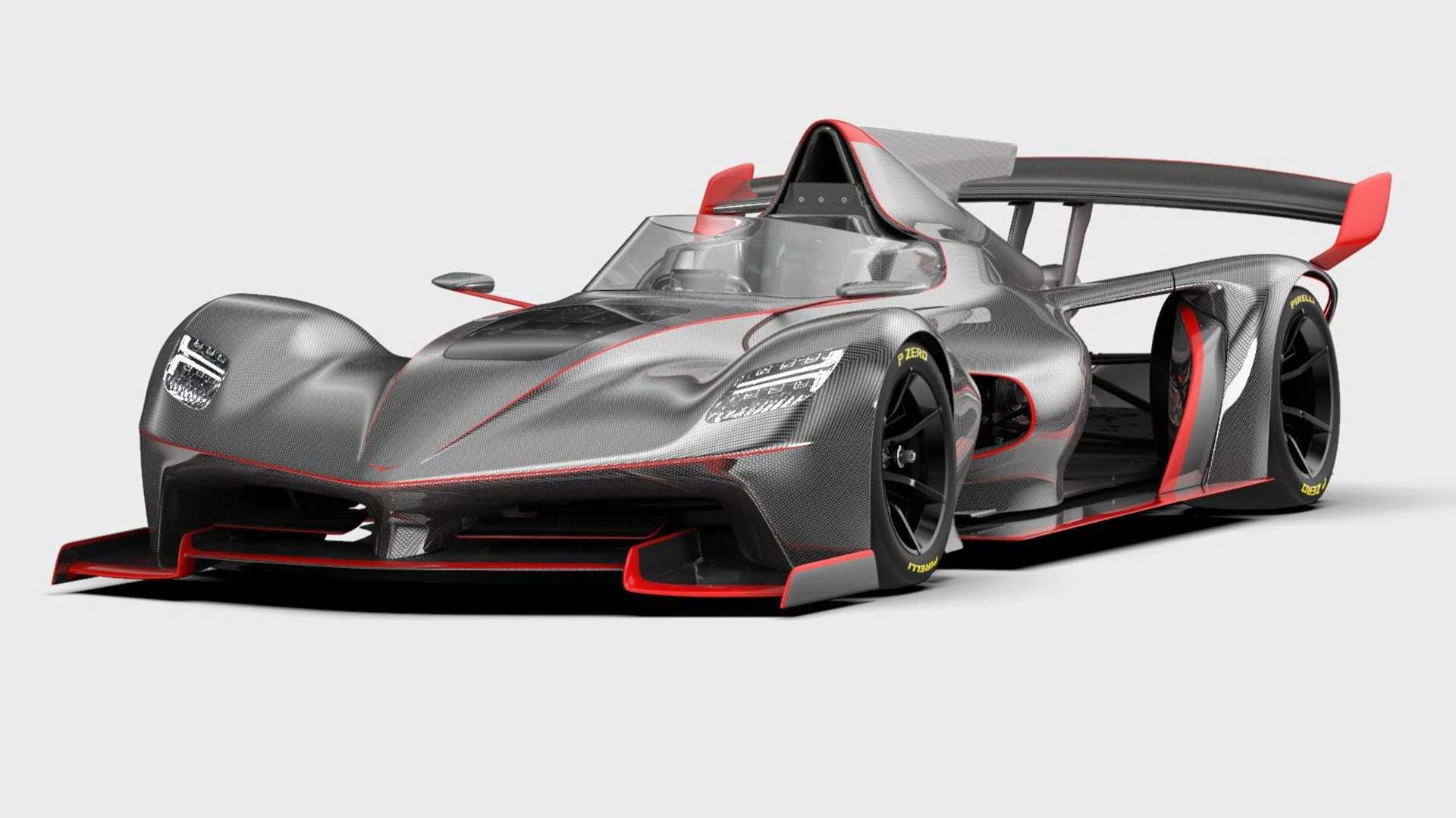Vandal Cars One track racer