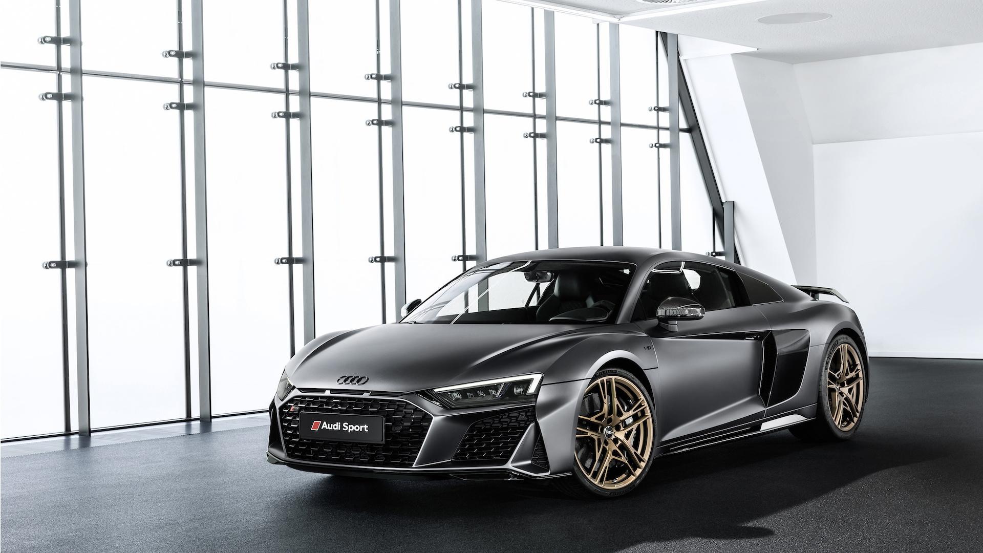 2019 Audi R8 Decennium edition