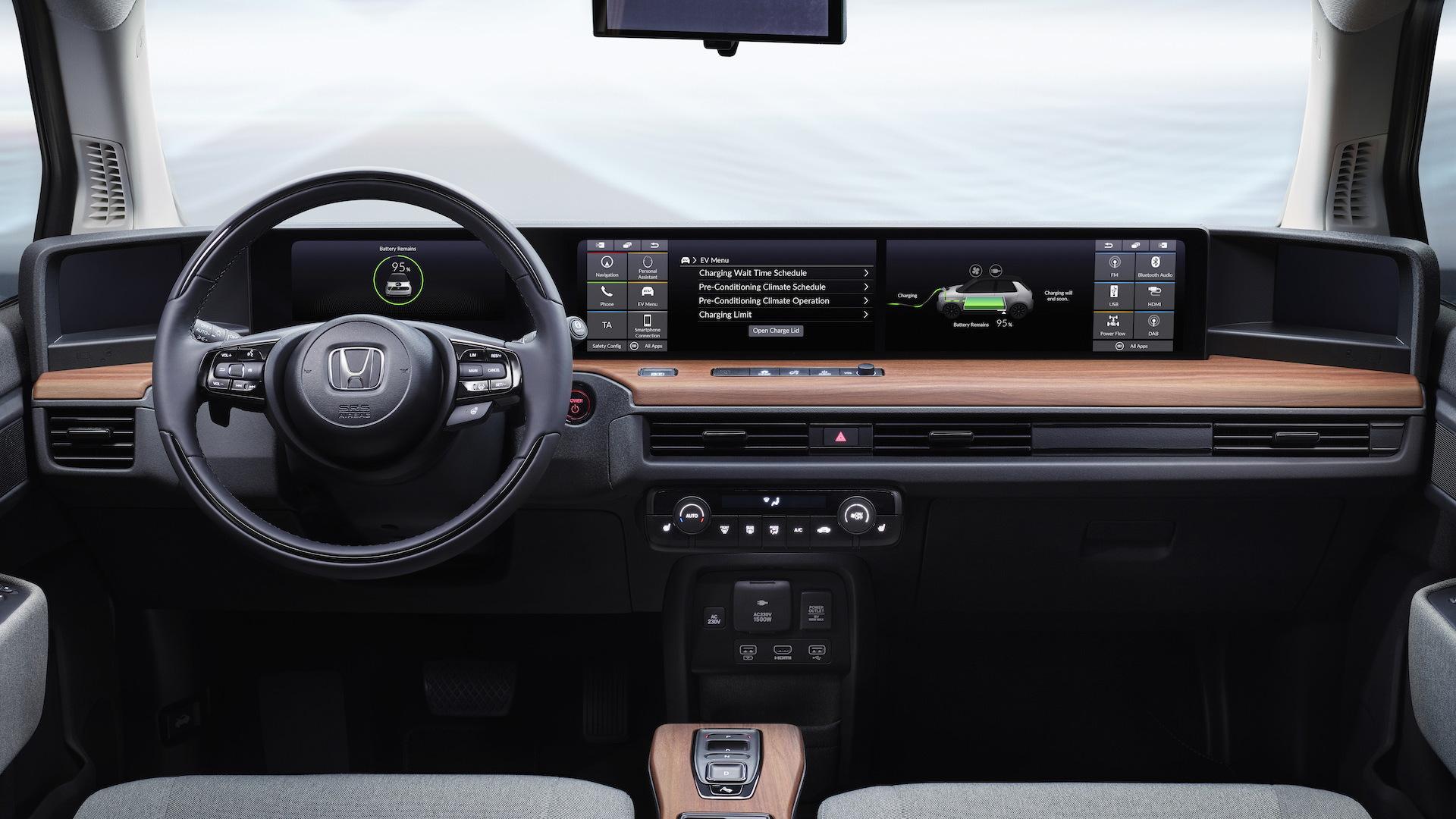 Honda E Becomes Official Name Of Urban Ev More Hybrids To Come