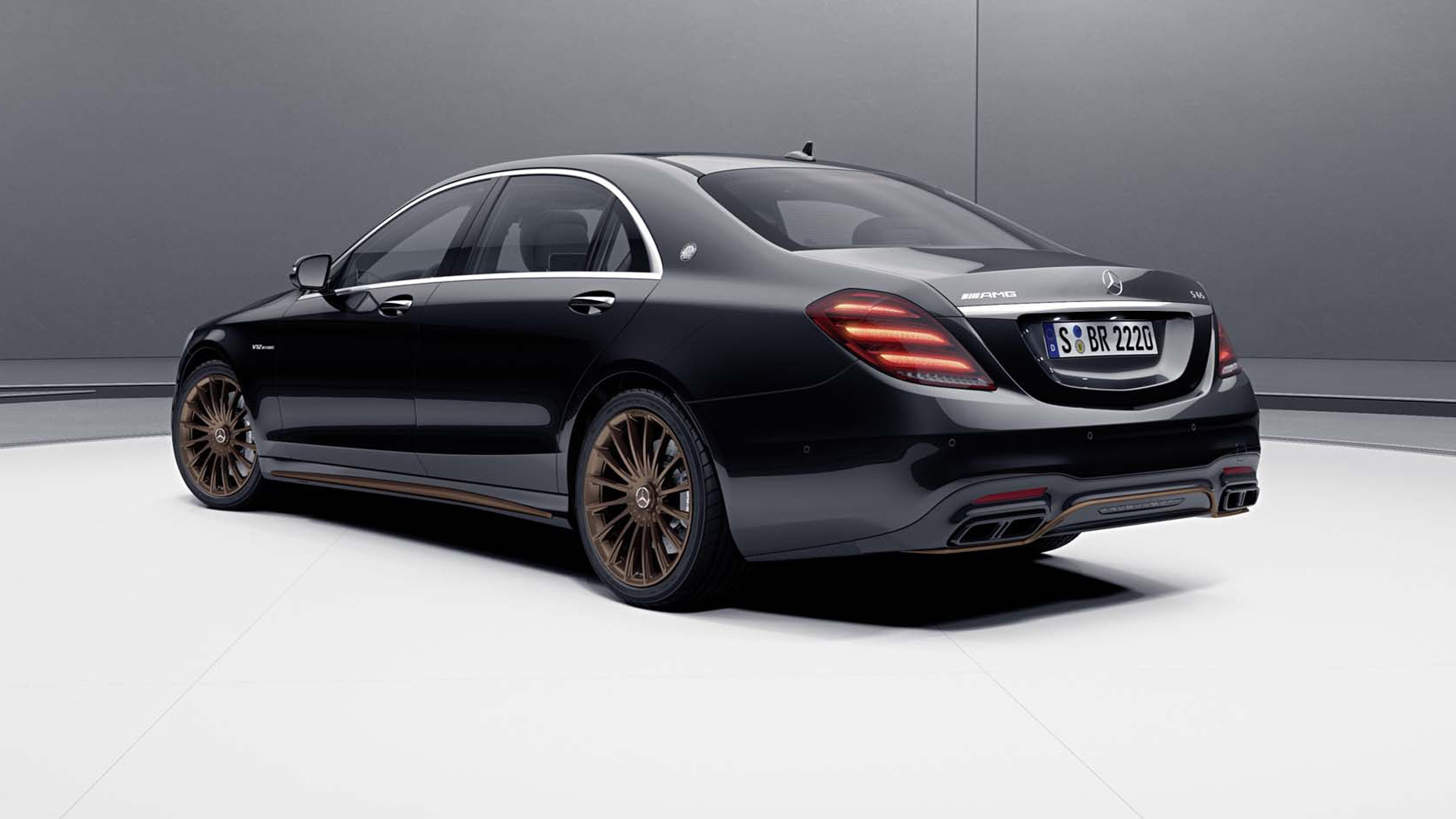 2020 Mercedes-AMG S65 Final Edition