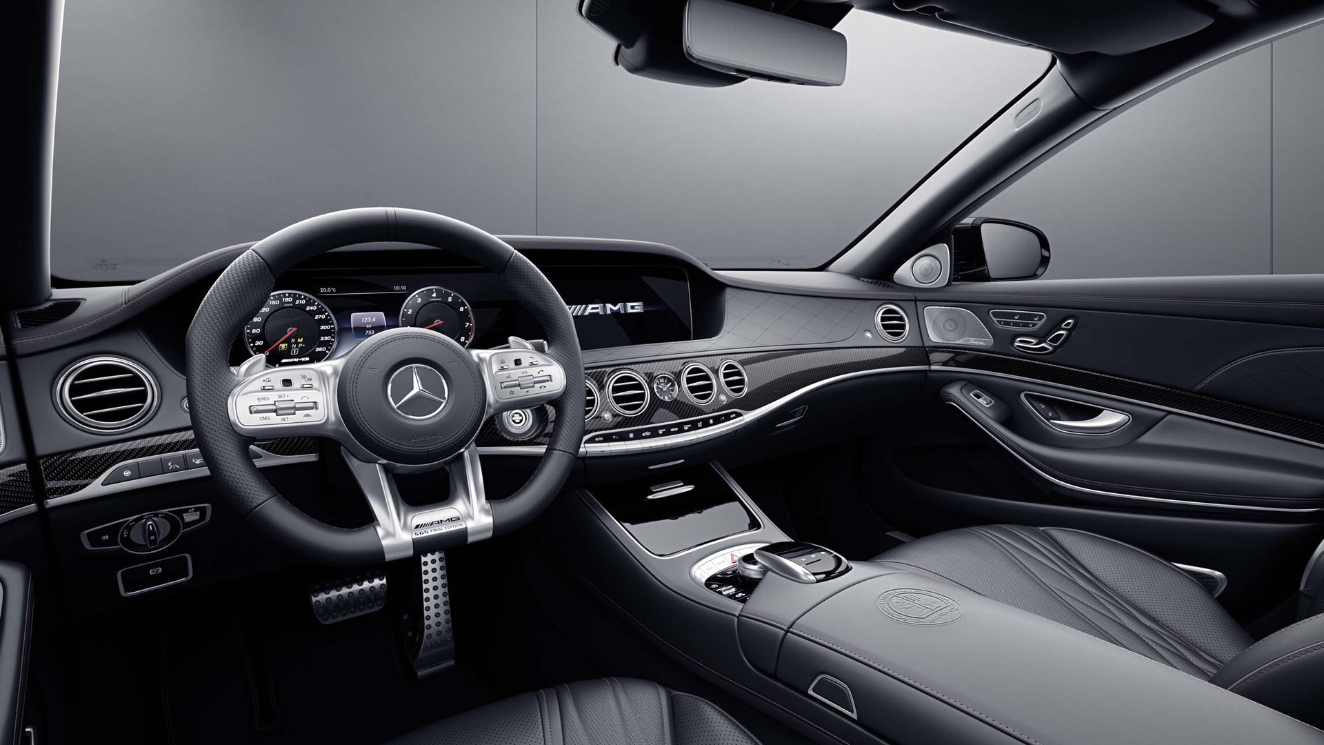 Mercedes Amg S65 Final Edition Waves Goodbye To Twin Turbo