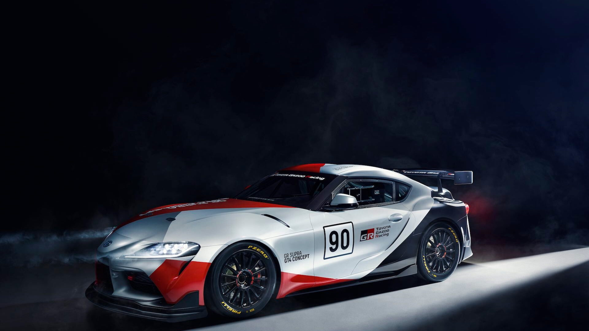 Toyota GR Supra GT4 is as mean as they come