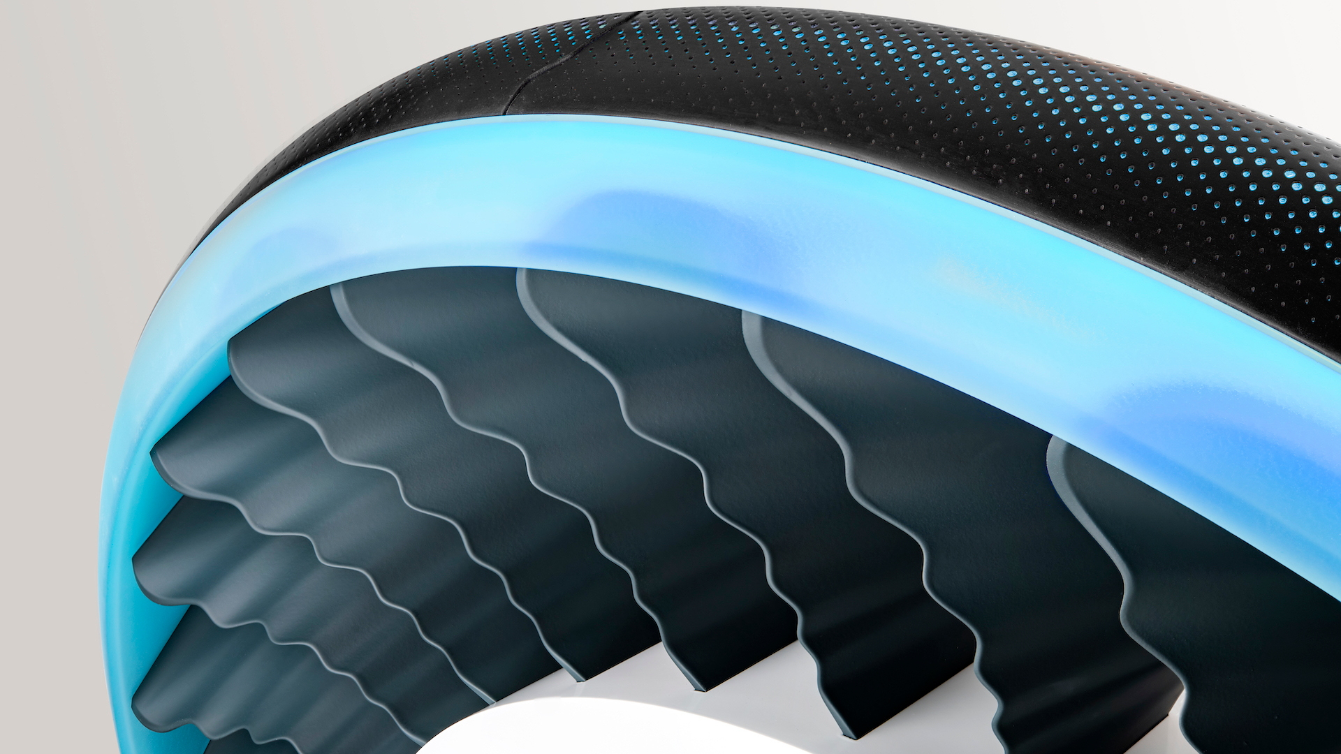 Goodyear Aero tire concept for flying cars