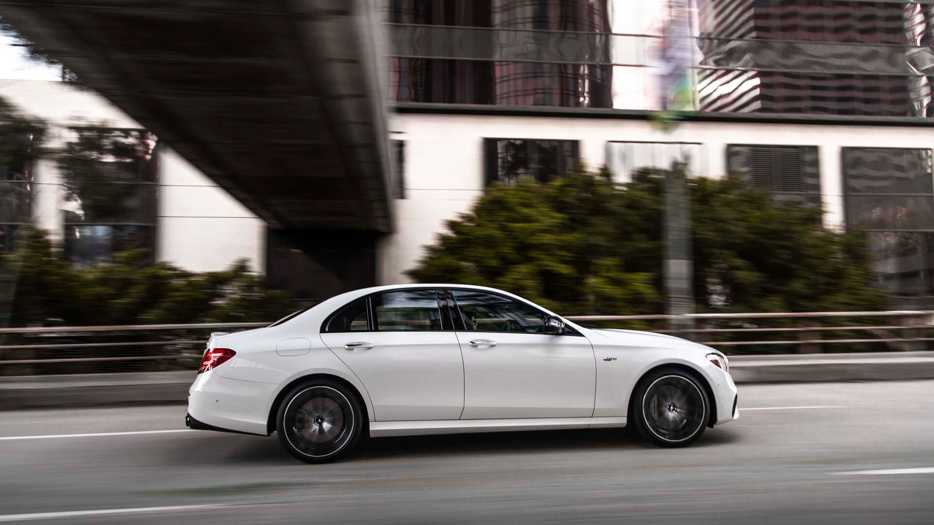 2019 Mercedes-Benz AMG E 53 sedan