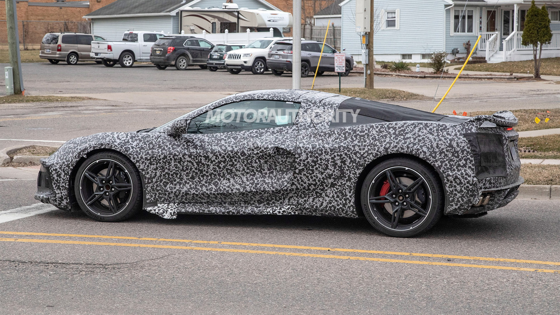 Opinion The Mid Engine Chevrolet Corvette Shouldn T Be A Corvette