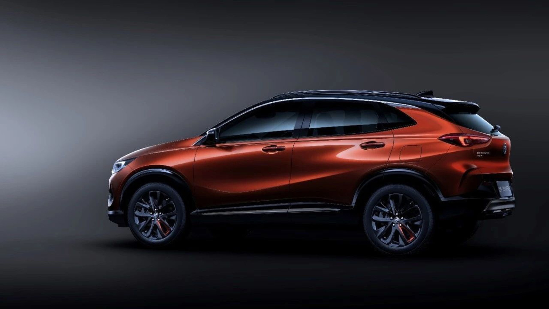 2020 Buick Encore (Chinese spec)