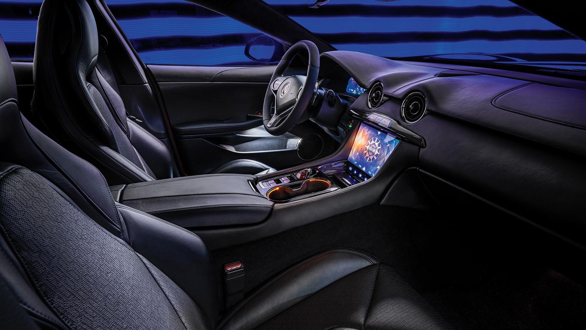 Karma reveals 2020 Revero GT with new battery, BMW engine