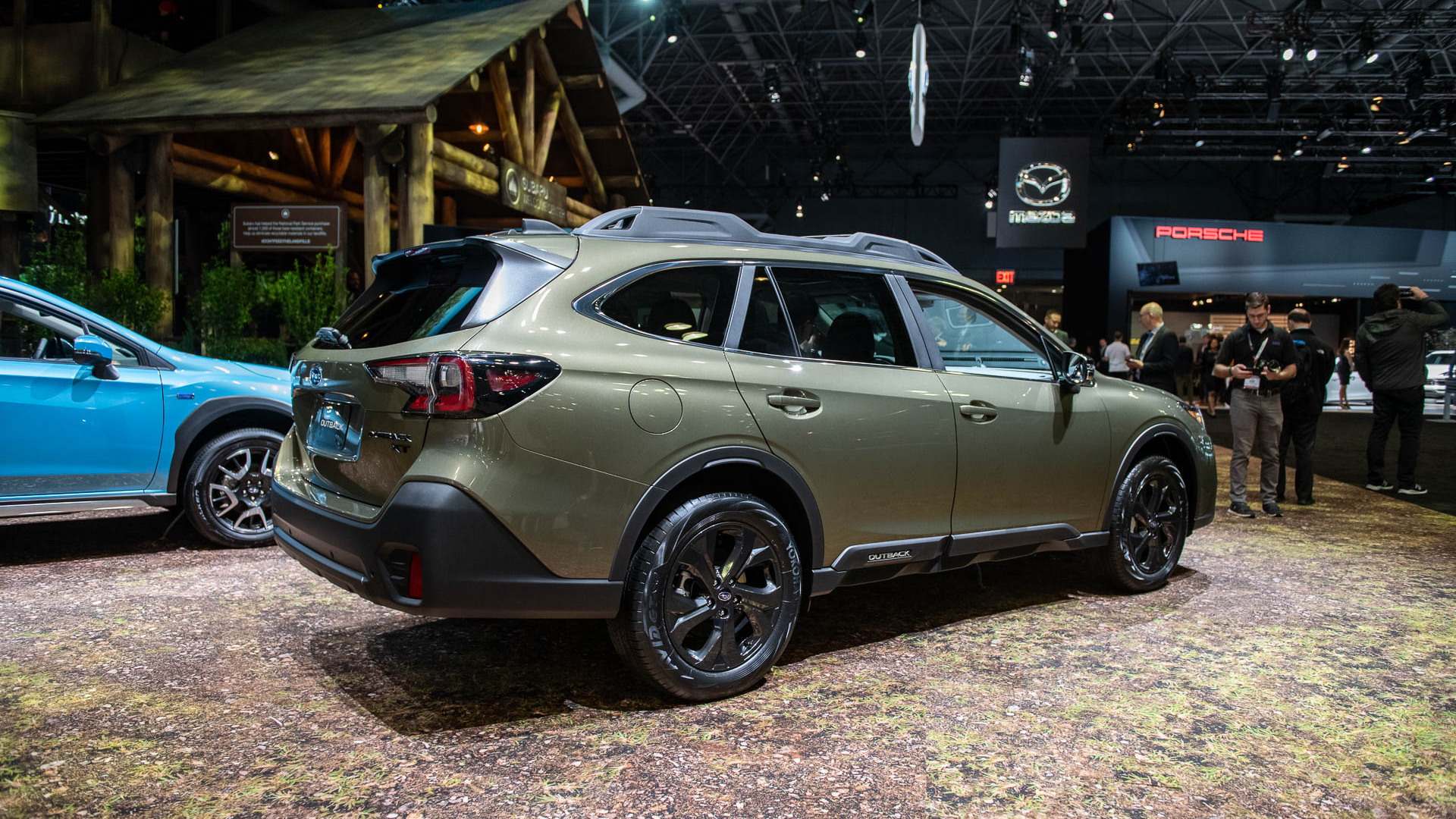 2020 Subaru Outback Debuts With Available Turbo Power